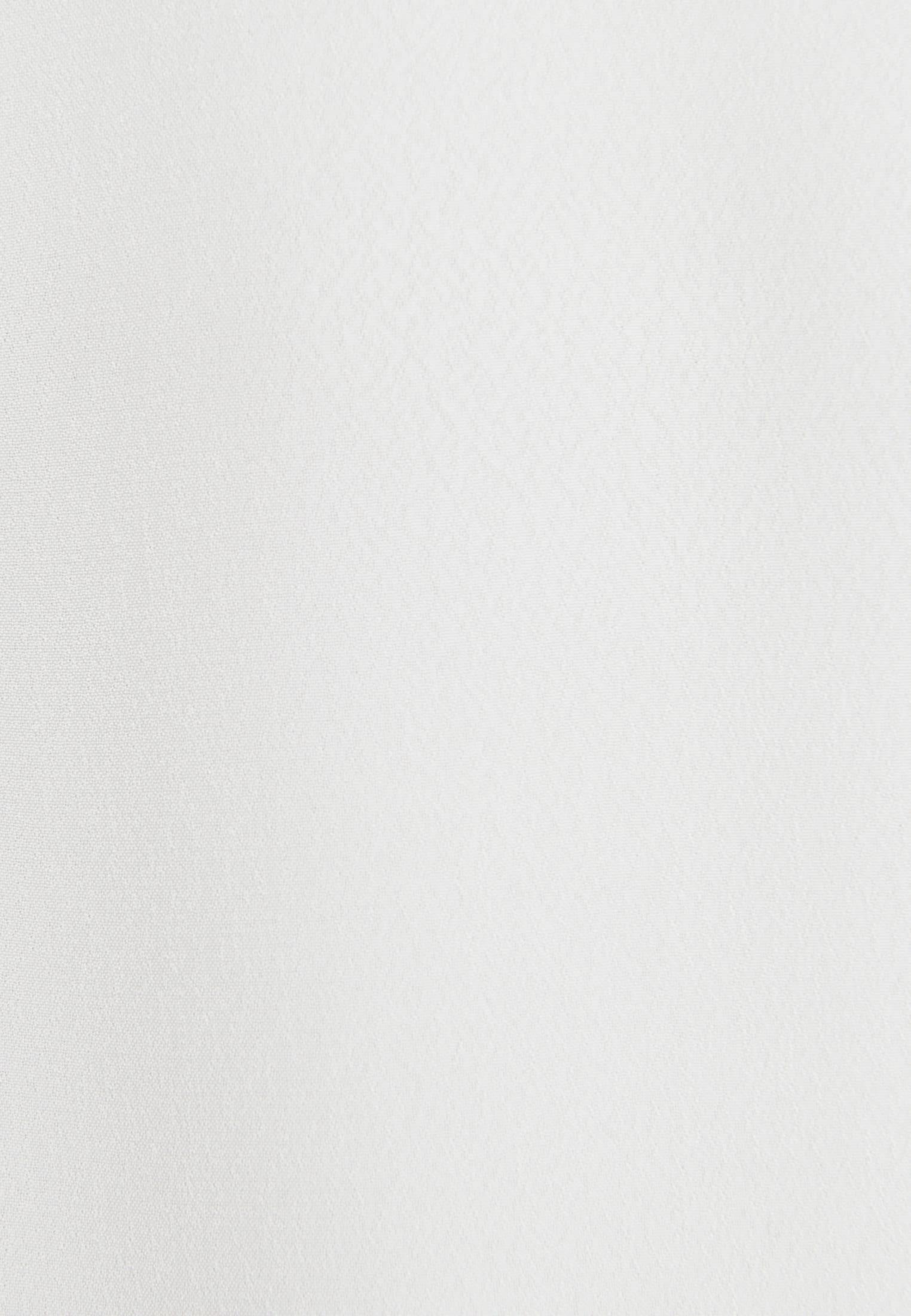 Twill Slip Over Blouse made of 100% Viscose in Ecru |  Seidensticker Onlineshop