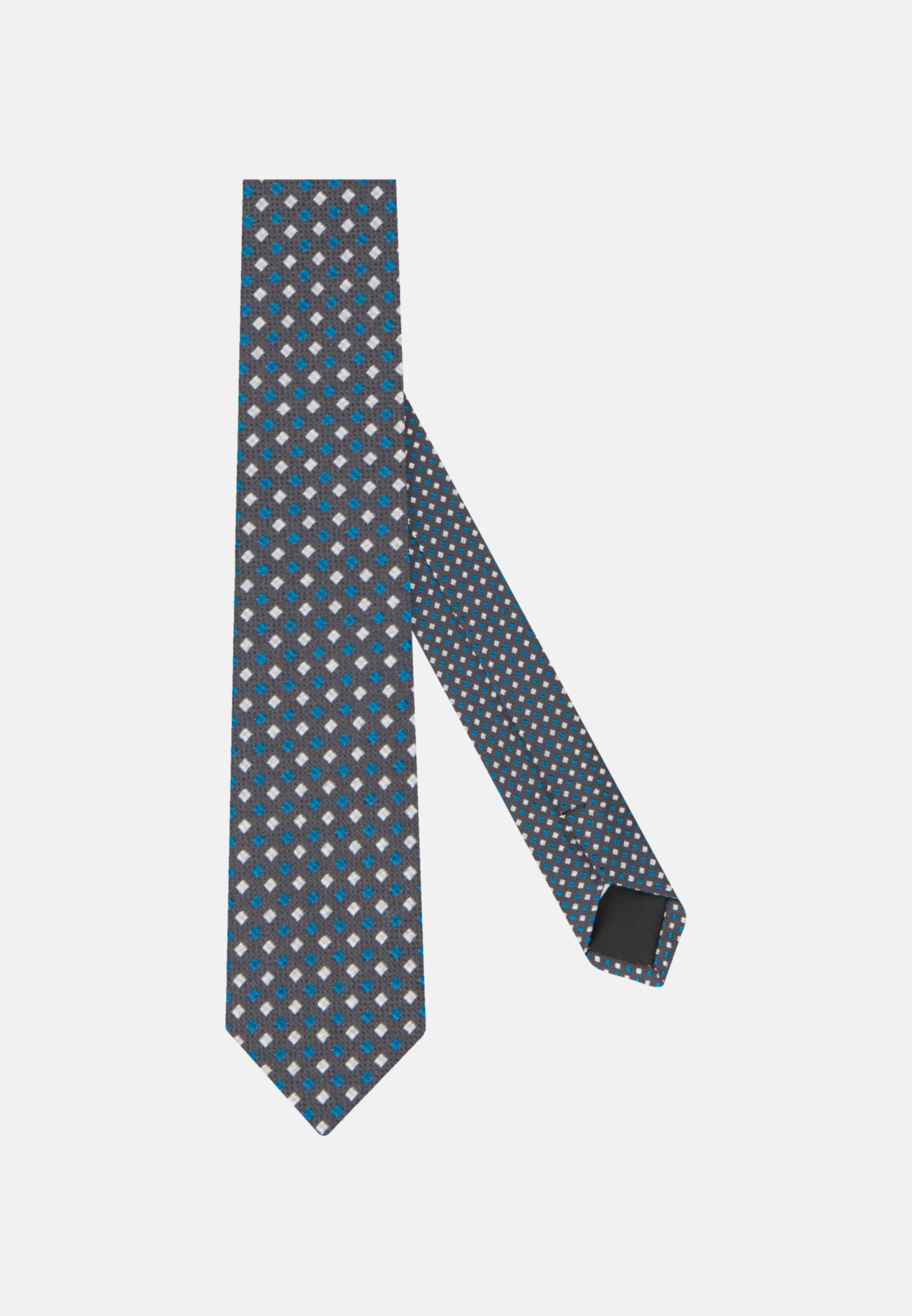Tie made of 100% Silk 5 cm wide in Turquoise |  Seidensticker Onlineshop