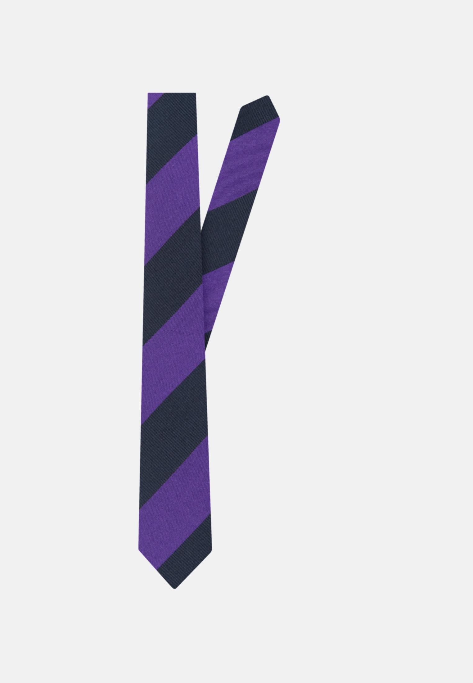 Tie made of 100% Silk 7 cm wide in Purple |  Seidensticker Onlineshop