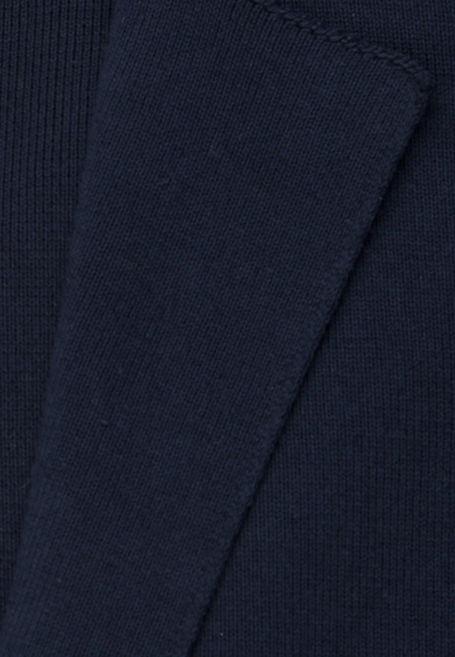 Sakko aus 100% Baumwolle in Dunkelblau |  Seidensticker Onlineshop