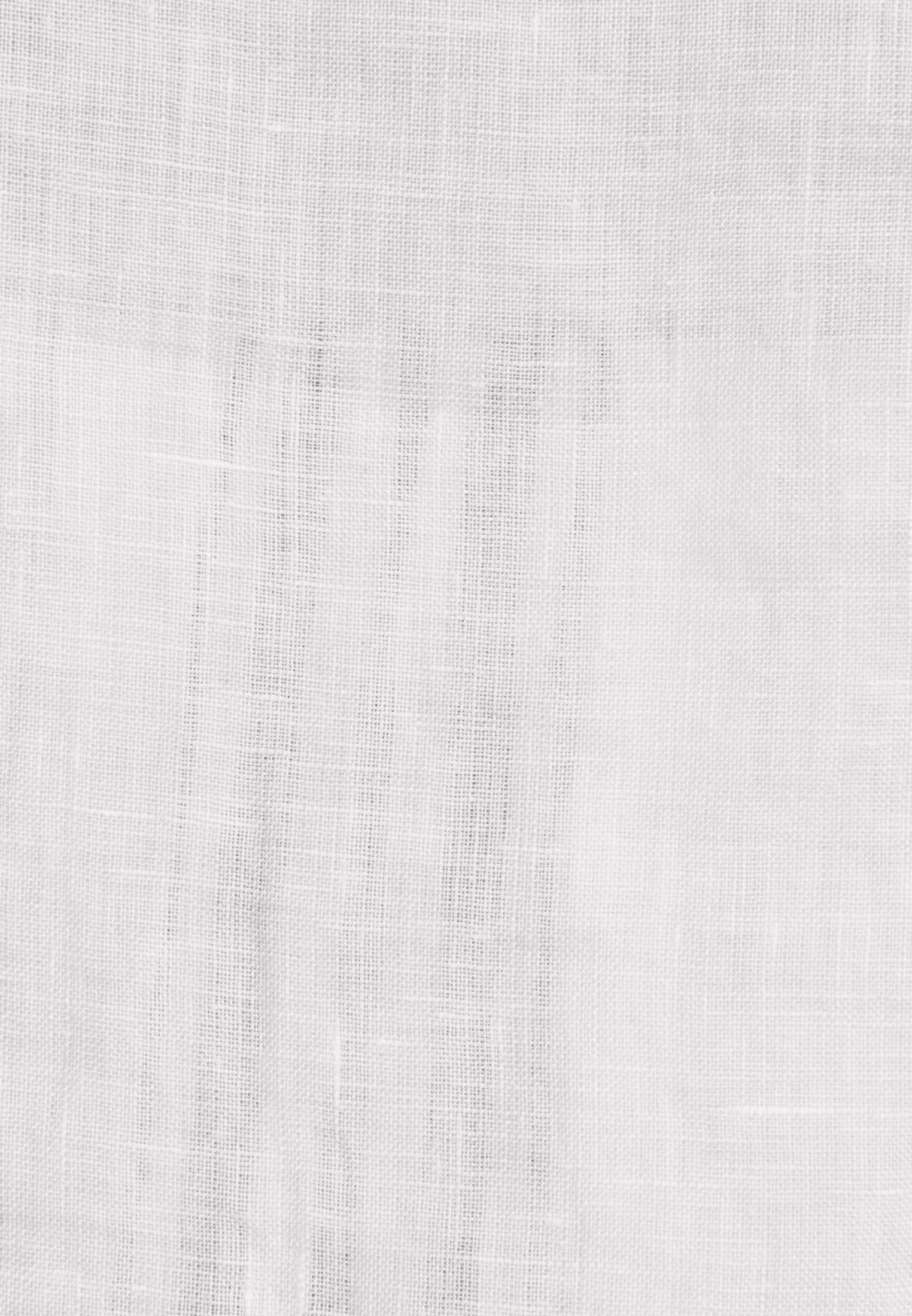 Kurzarm Leinen Shirtbluse aus 100% Leinen in Ecru |  Seidensticker Onlineshop
