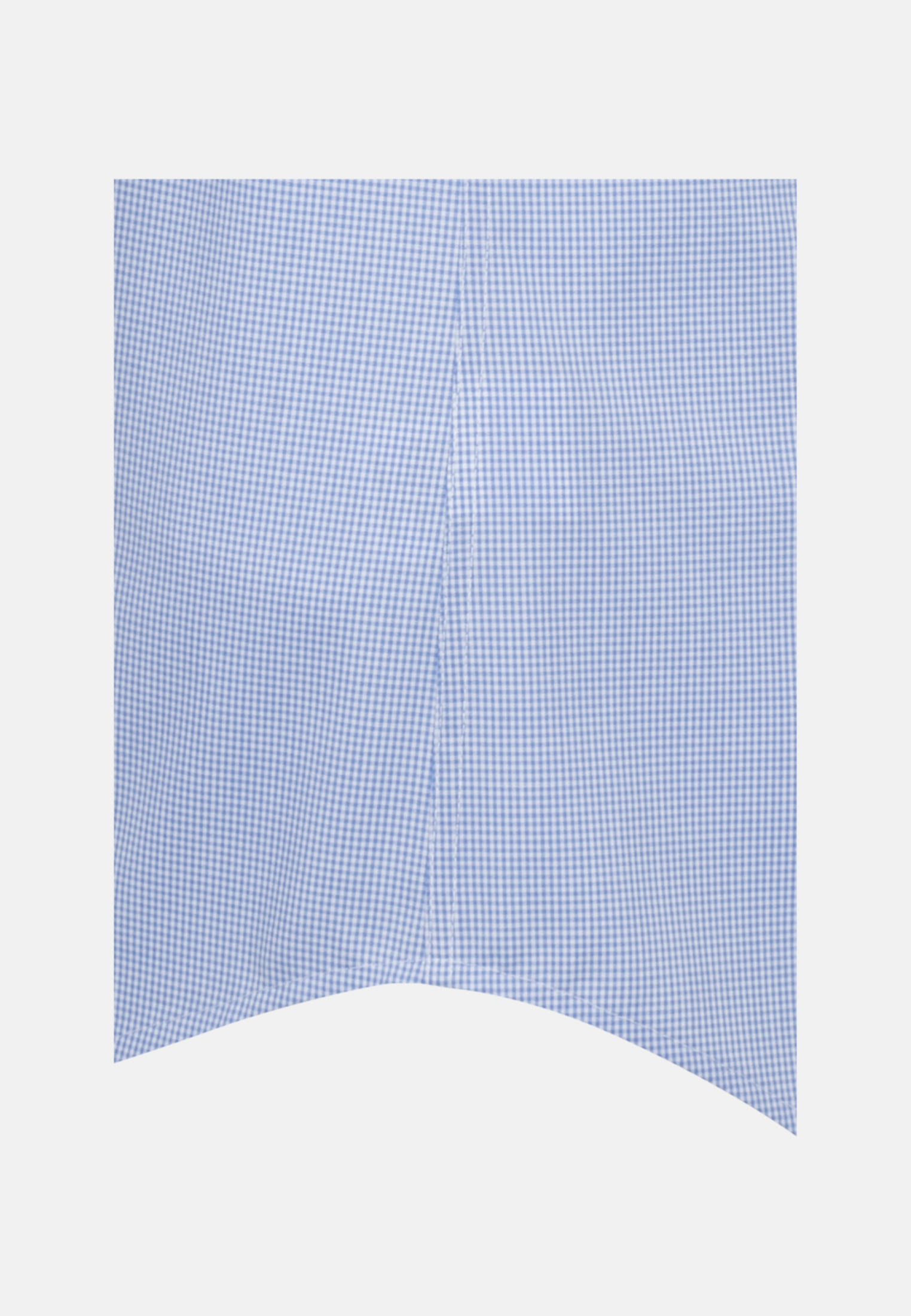 Non-iron Poplin Short sleeve Business Shirt in Shaped with Kent-Collar in Light blue |  Seidensticker Onlineshop