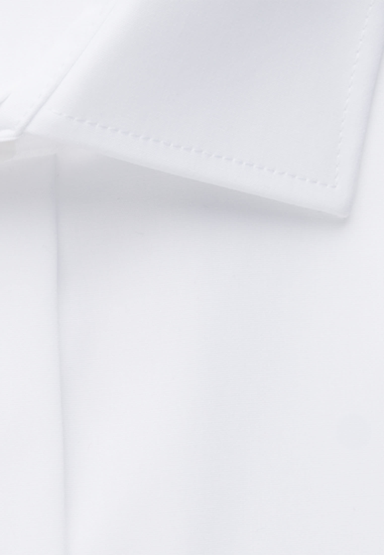Bügelfreies Popeline Smokinghemd in X-Slim mit Kentkragen in Weiß |  Seidensticker Onlineshop
