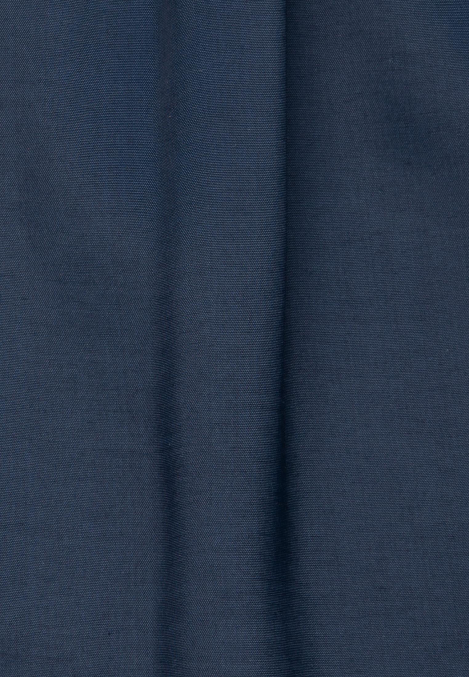 Voile Tunika aus 100% Viskose in Dunkelblau |  Seidensticker Onlineshop