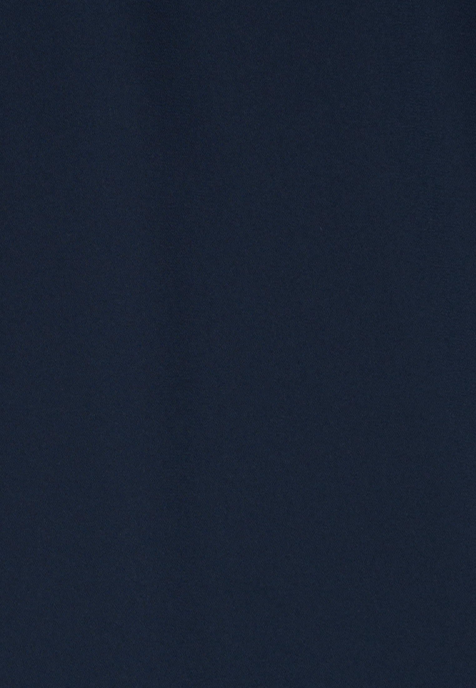 Krepp Longbluse aus 100% Polyester in Dunkelblau |  Seidensticker Onlineshop