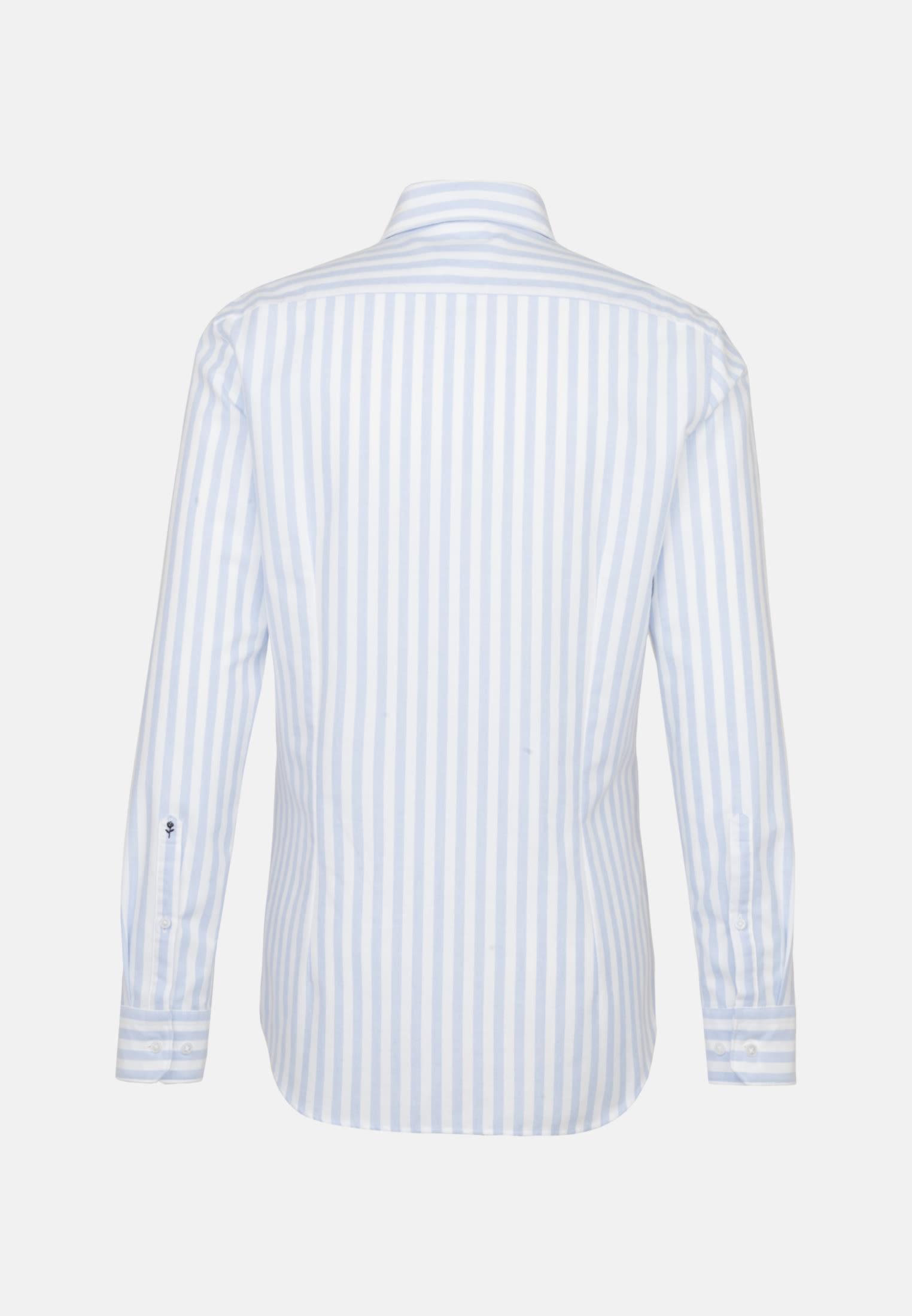 Oxford Business Hemd in Slim mit Kentkragen in Hellblau    Seidensticker Onlineshop
