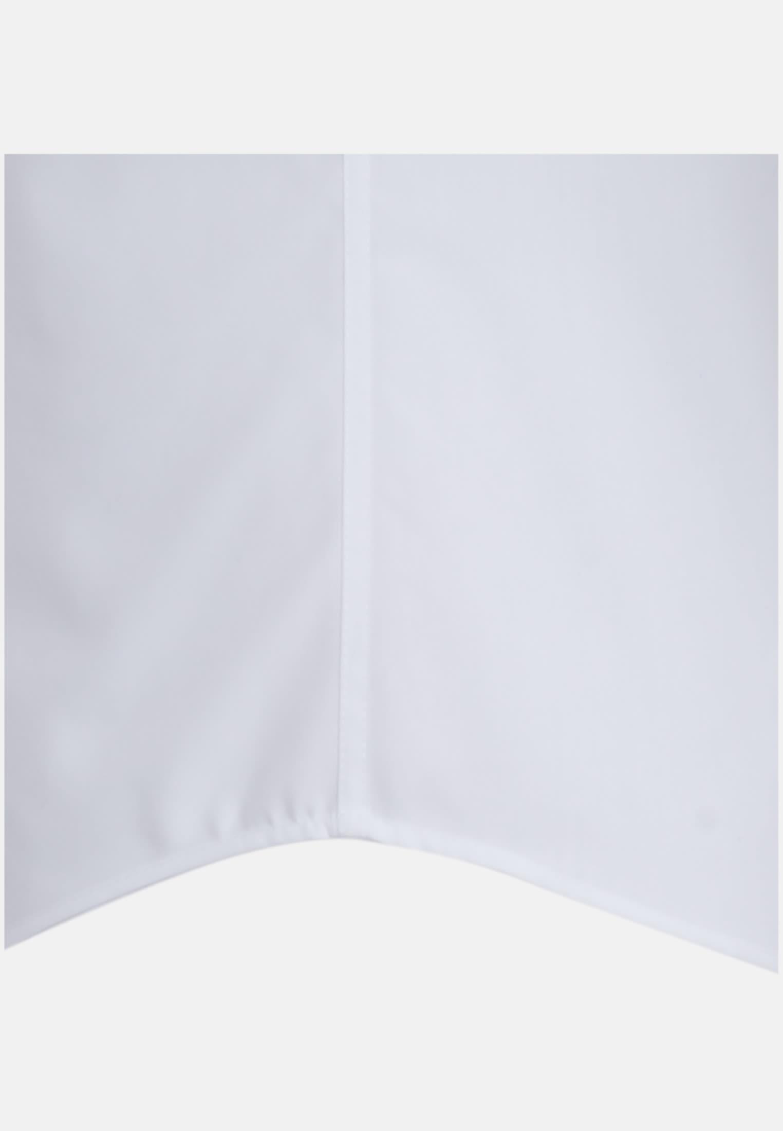 Non-iron Poplin Short sleeve Business Shirt in Comfort with Kent-Collar in White |  Seidensticker Onlineshop