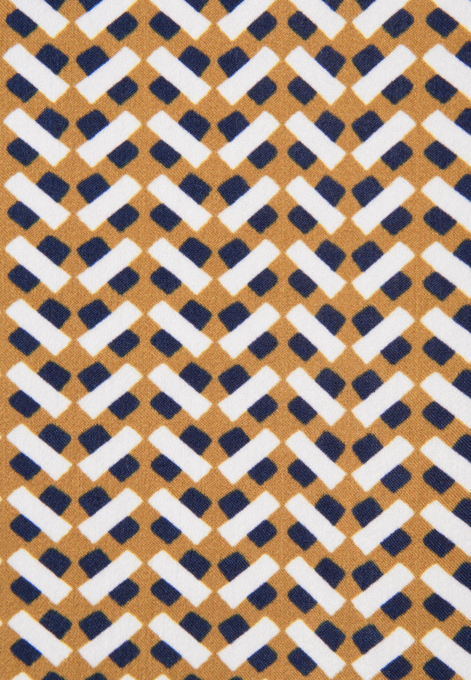 Satin Shirt Blouse made of 100% Polyester in Orange    Seidensticker Onlineshop