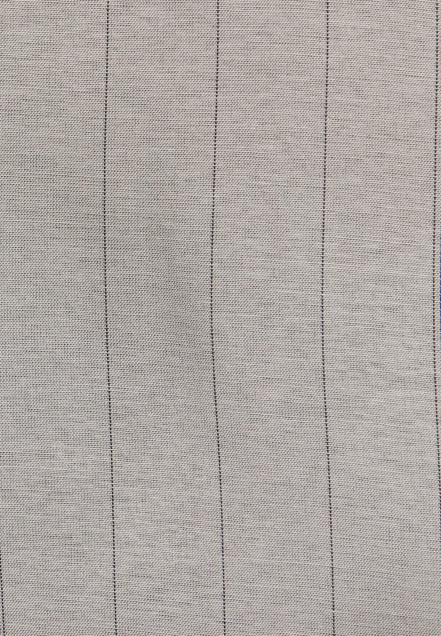 Popeline Longbluse aus Viskosemischung in Ecru |  Seidensticker Onlineshop