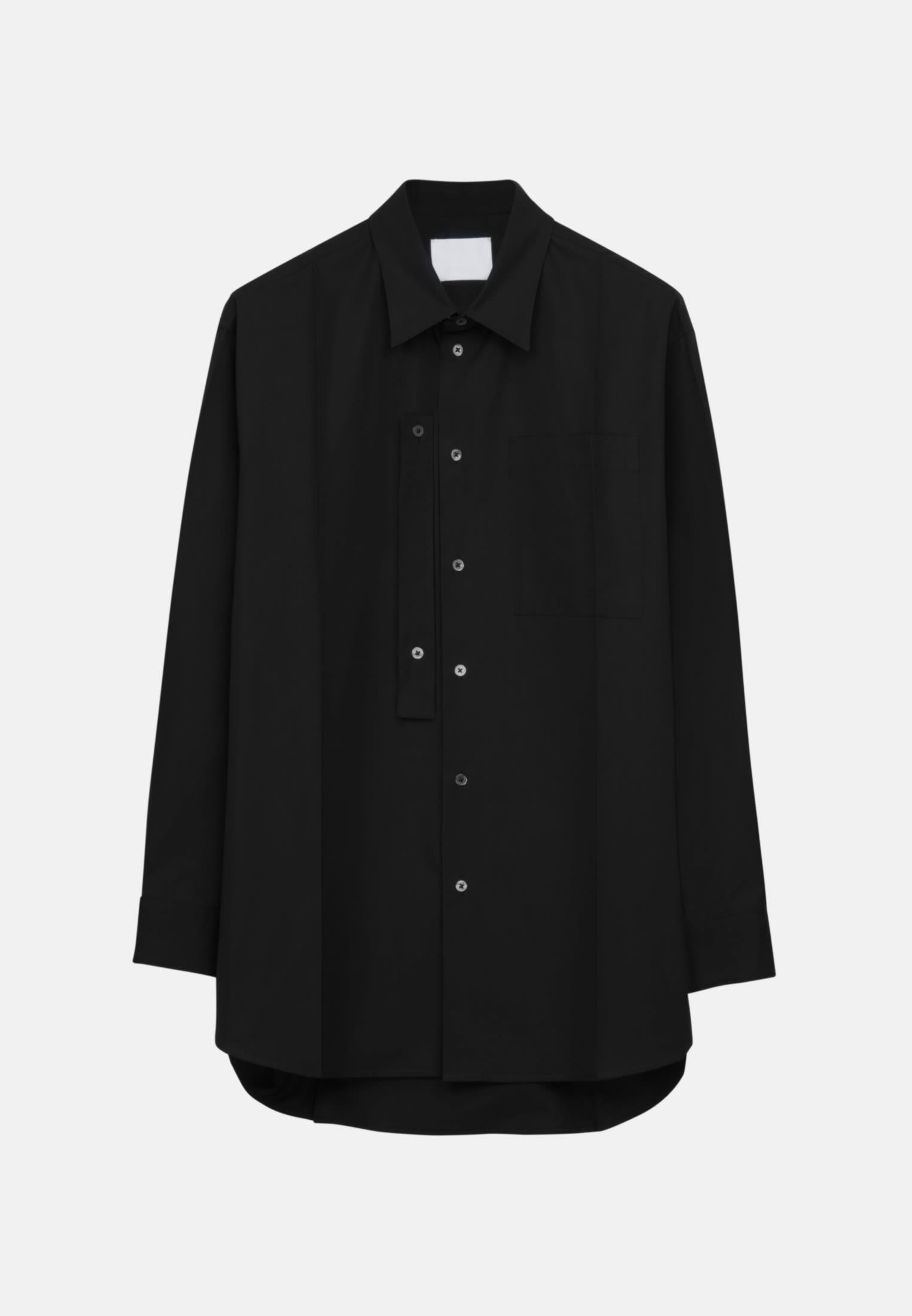 Murkudis Classic Shirt in Schwarz |  Seidensticker Onlineshop