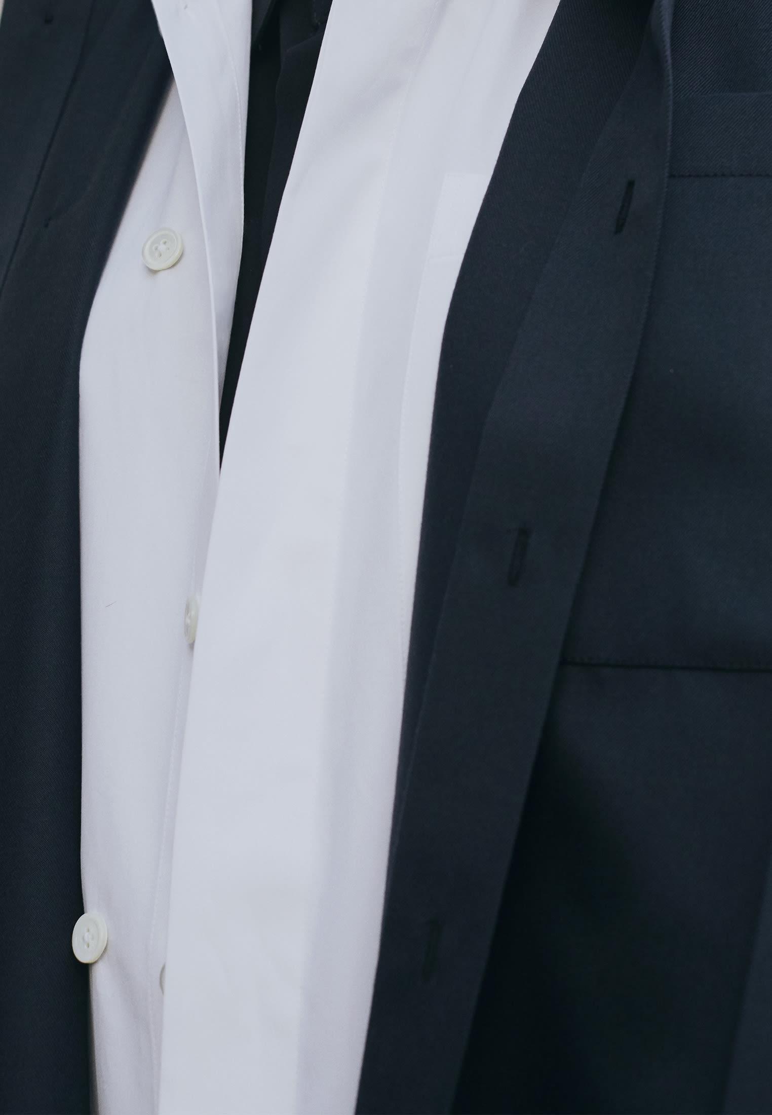 Murkudis Long Shirt in Dunkelblau |  Seidensticker Onlineshop
