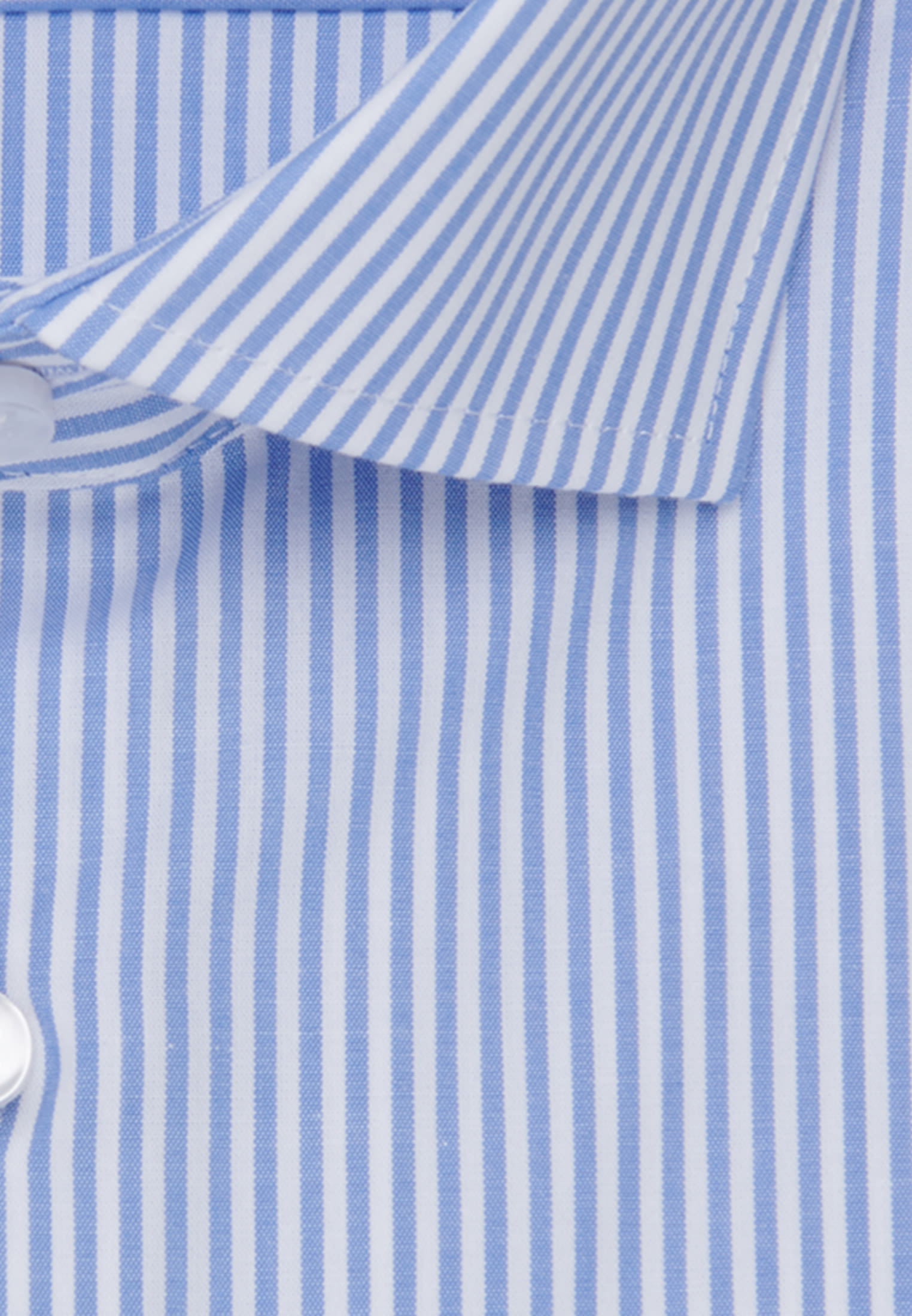 Bügelfreies Popeline Business Hemd in X-Slim mit Kentkragen in Hellblau    Seidensticker Onlineshop