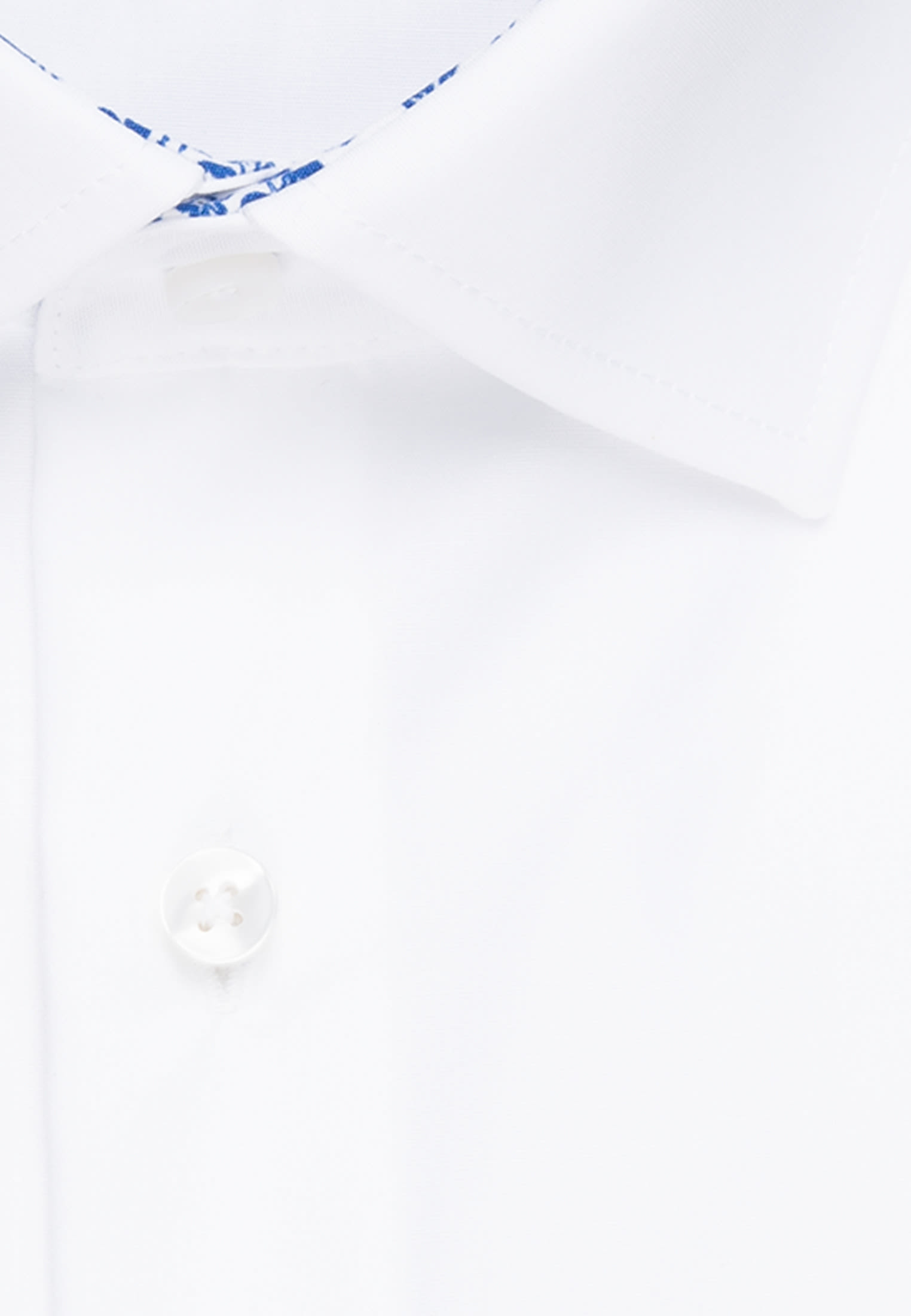 Non-iron Poplin Business Shirt in X-Slim with Kent-Collar in White |  Seidensticker Onlineshop