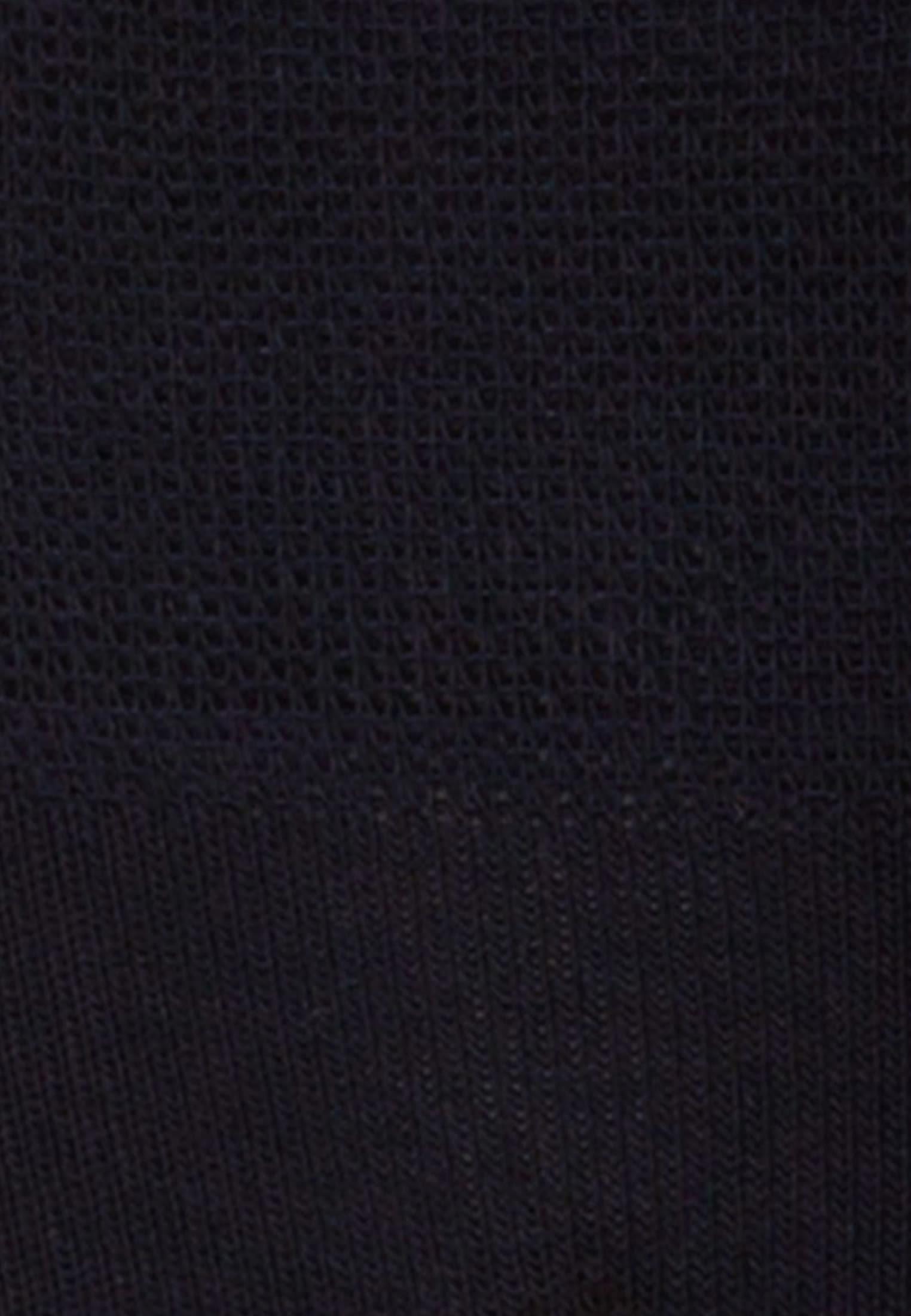 2er-Pack Socken aus Baumwollmischung in Dunkelblau |  Seidensticker Onlineshop