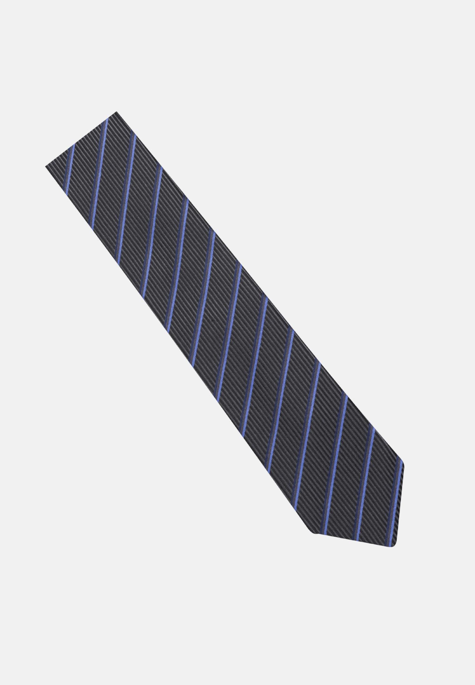 Krawatte aus 100% Seide 6 cm Breit in Grau    Seidensticker Onlineshop