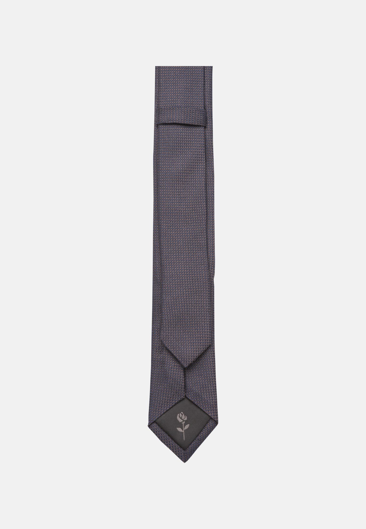 Tie made of 5 cm wide in Brown |  Seidensticker Onlineshop