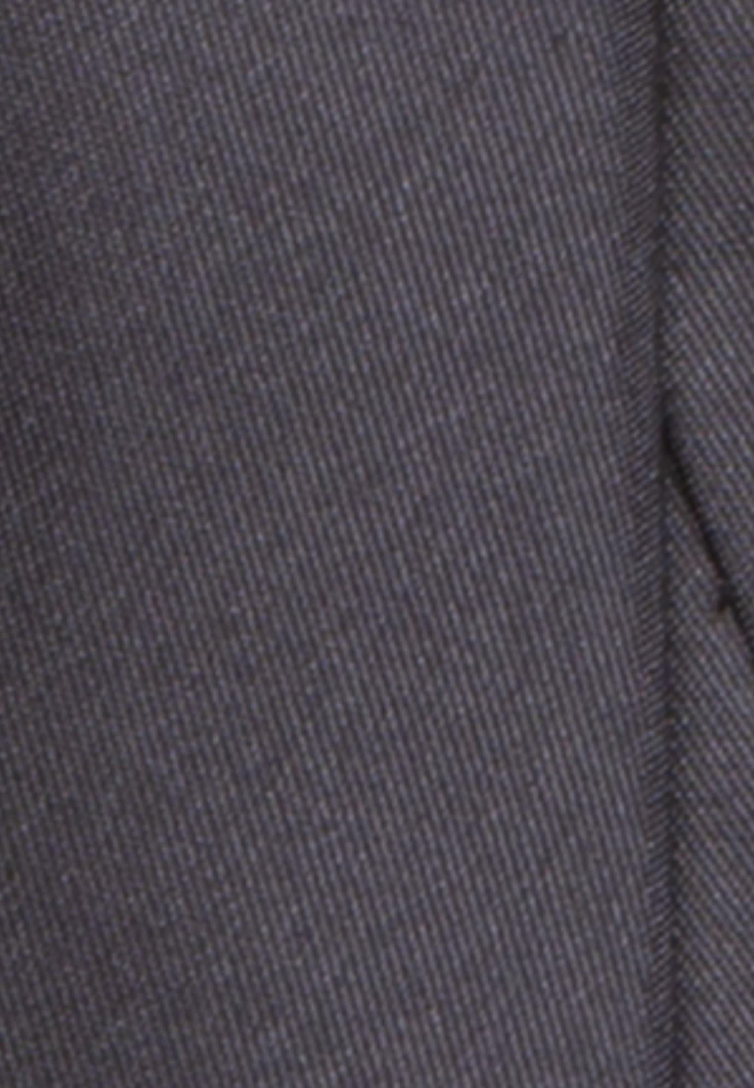 Tie made of 100% Silk 5 cm wide in Grey |  Seidensticker Onlineshop