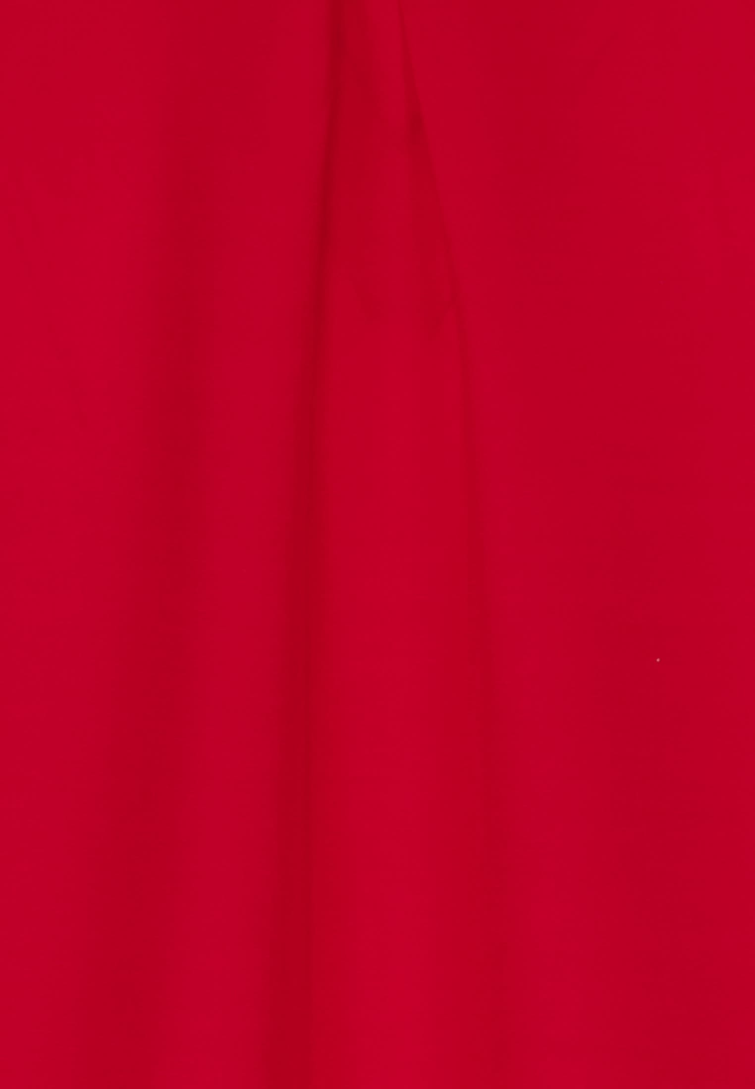 Voile Slip Over Blouse made of 100% Viscose in Red |  Seidensticker Onlineshop