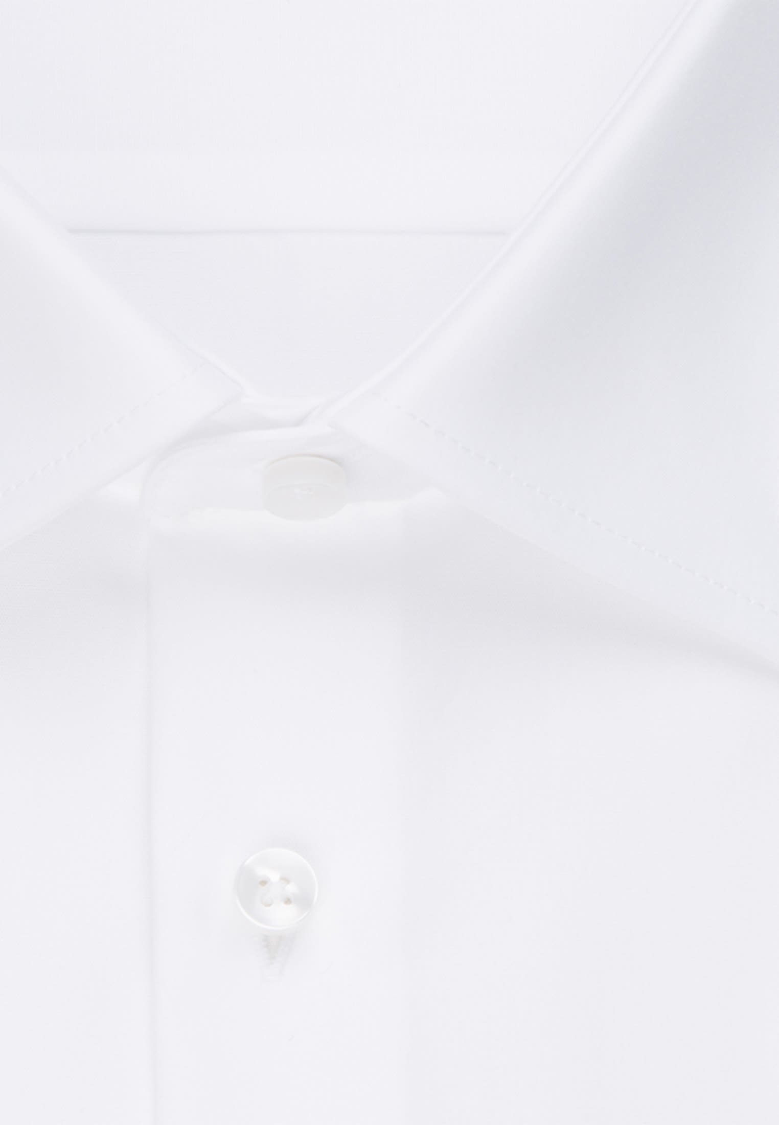Non-iron Fil a fil Short arm Business Shirt in Modern with Kent-Collar in White |  Seidensticker Onlineshop