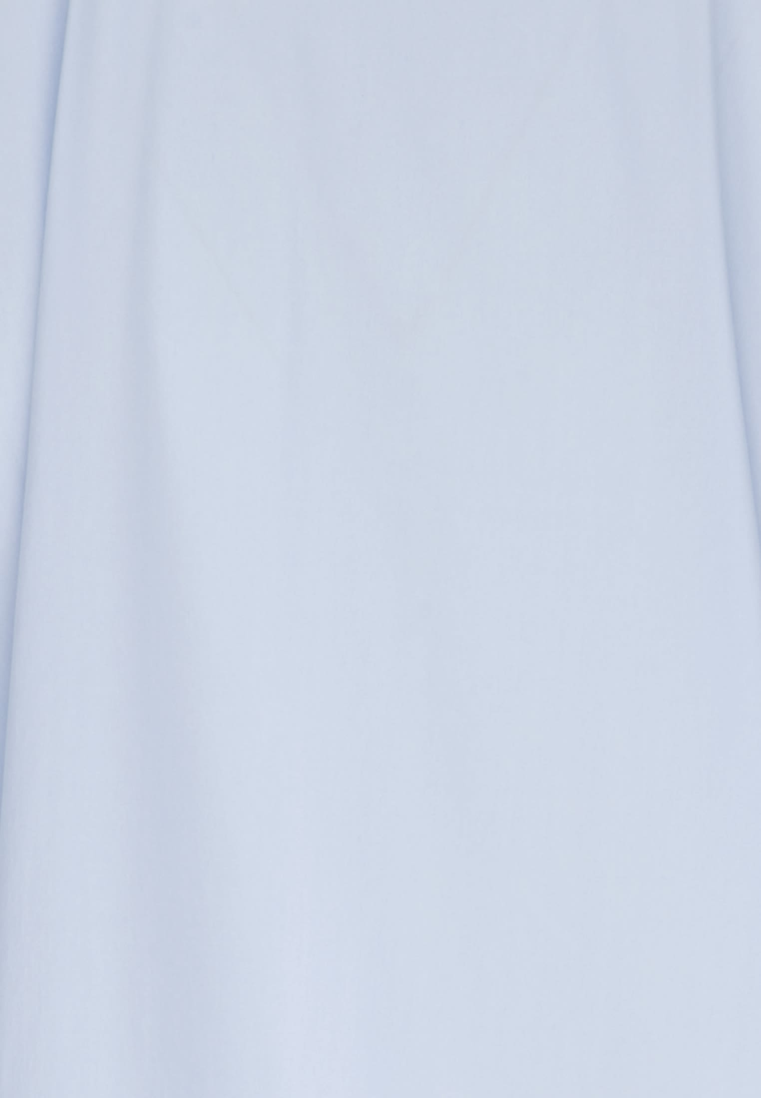 Popeline Hemdbluse aus Baumwollmischung in Hellblau |  Seidensticker Onlineshop
