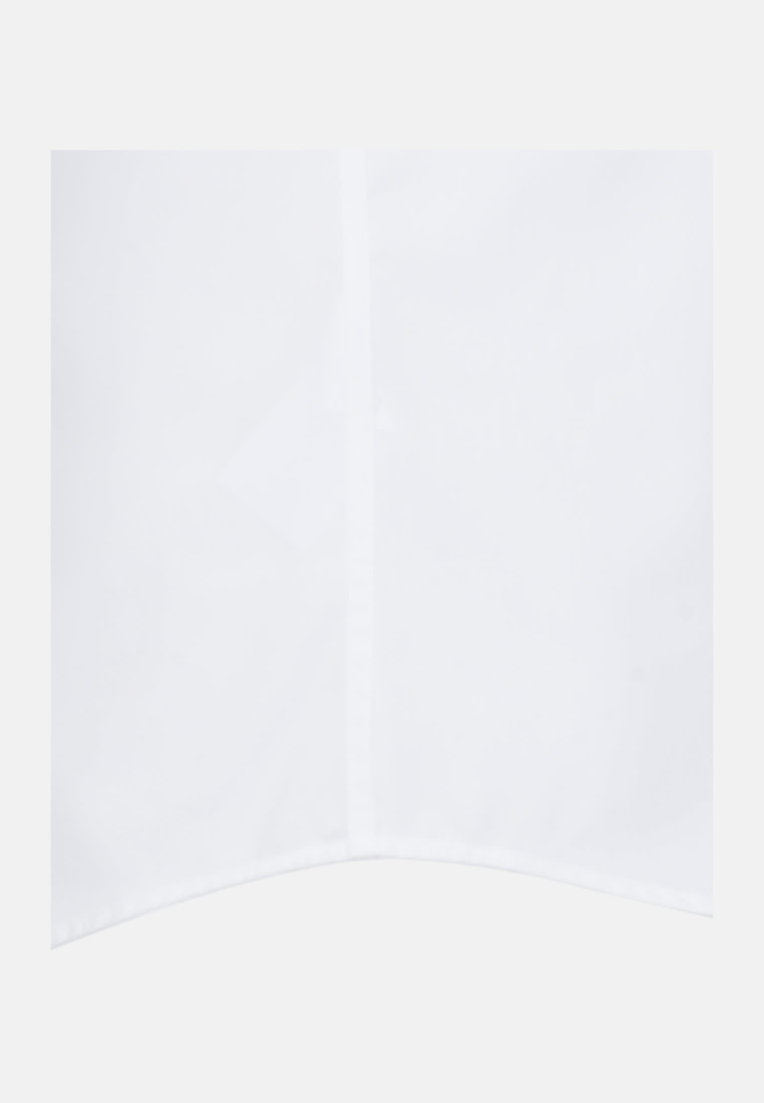 Non-iron Poplin Short sleeve Business Shirt in Regular with Button-Down-Collar in White |  Seidensticker Onlineshop