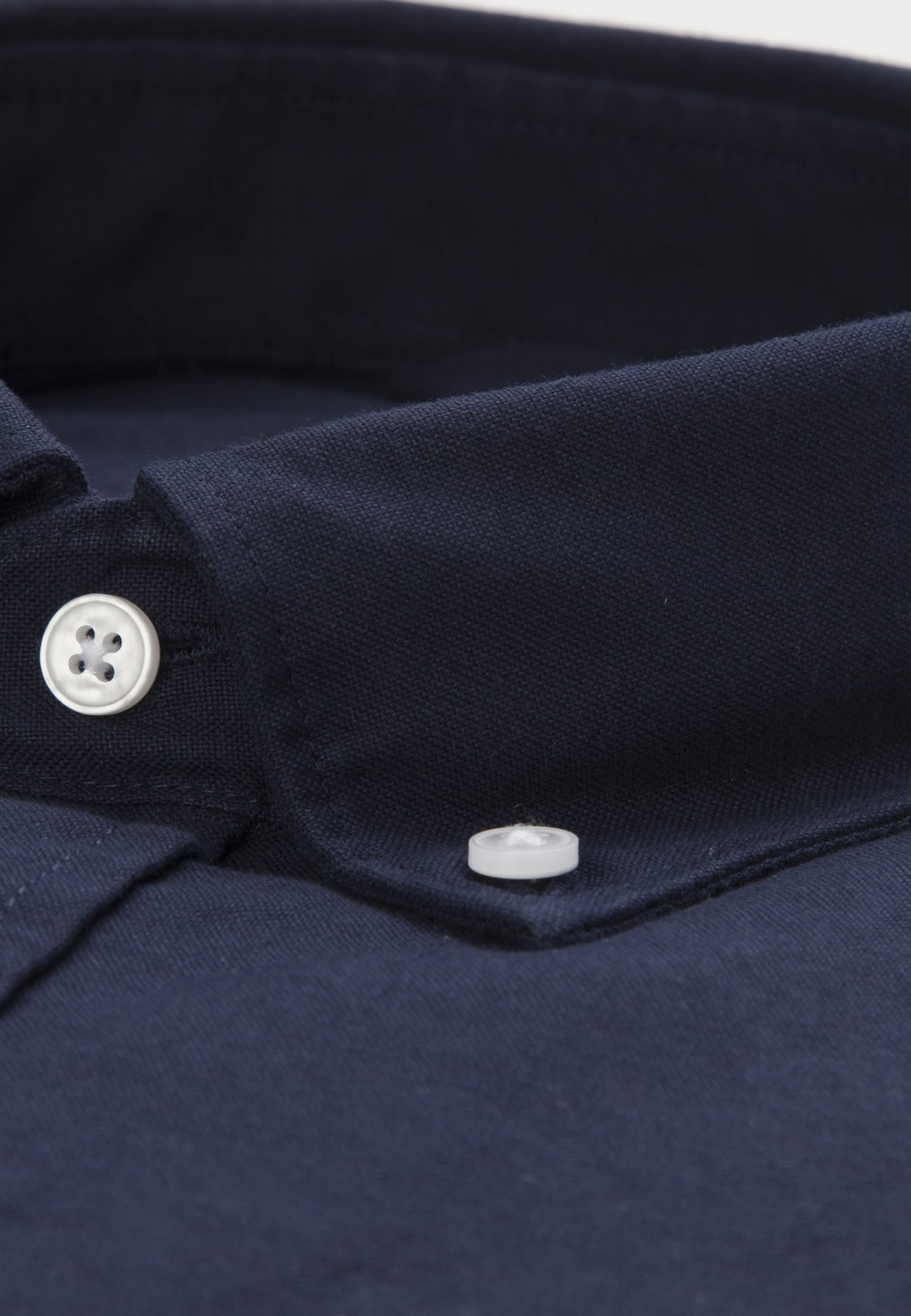 Easy-iron Oxford Business Shirt in Regular with Button-Down-Collar in Dunkelblau |  Seidensticker Onlineshop