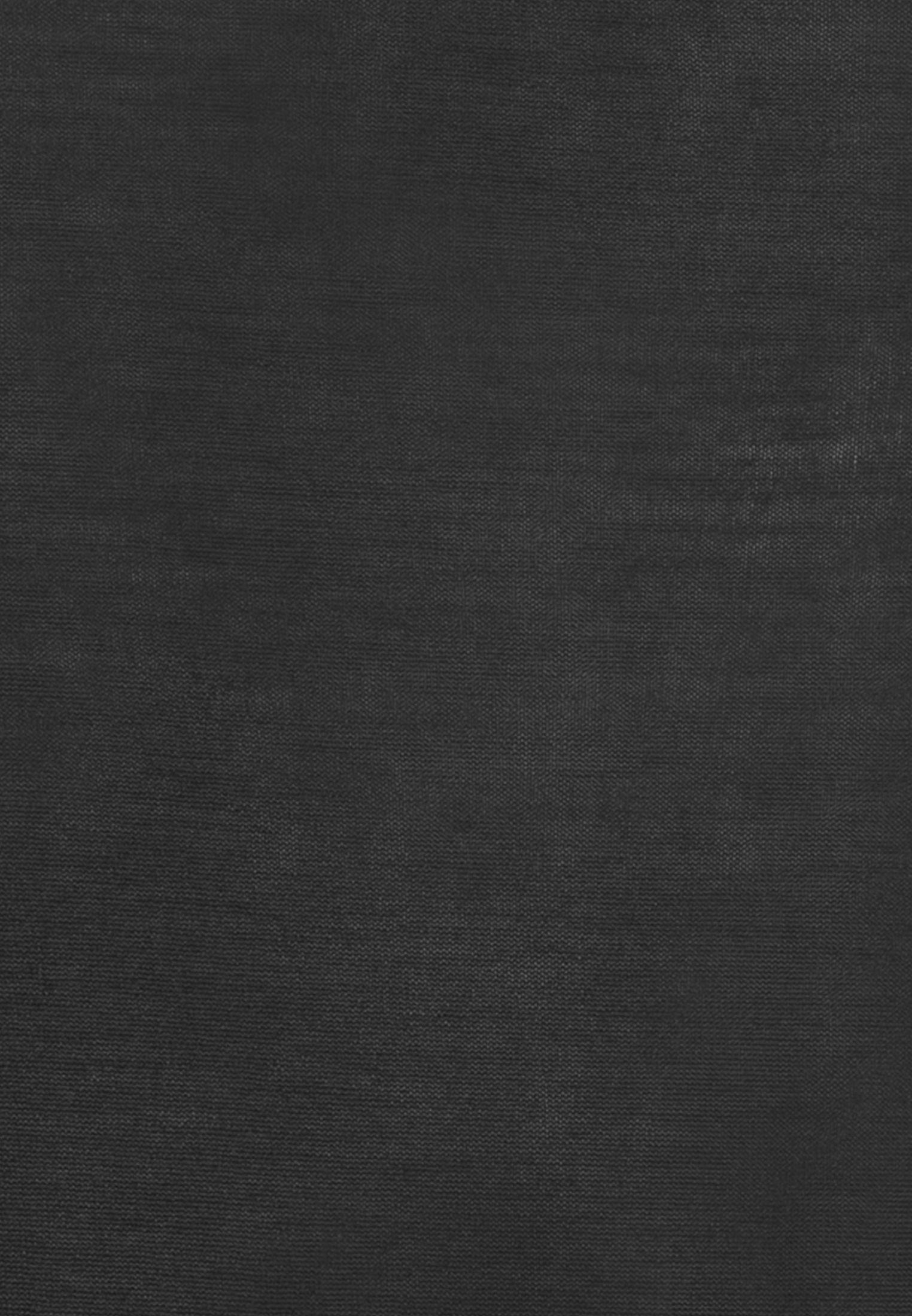 Rundhals Pullover aus 100% Wolle in Grau |  Seidensticker Onlineshop