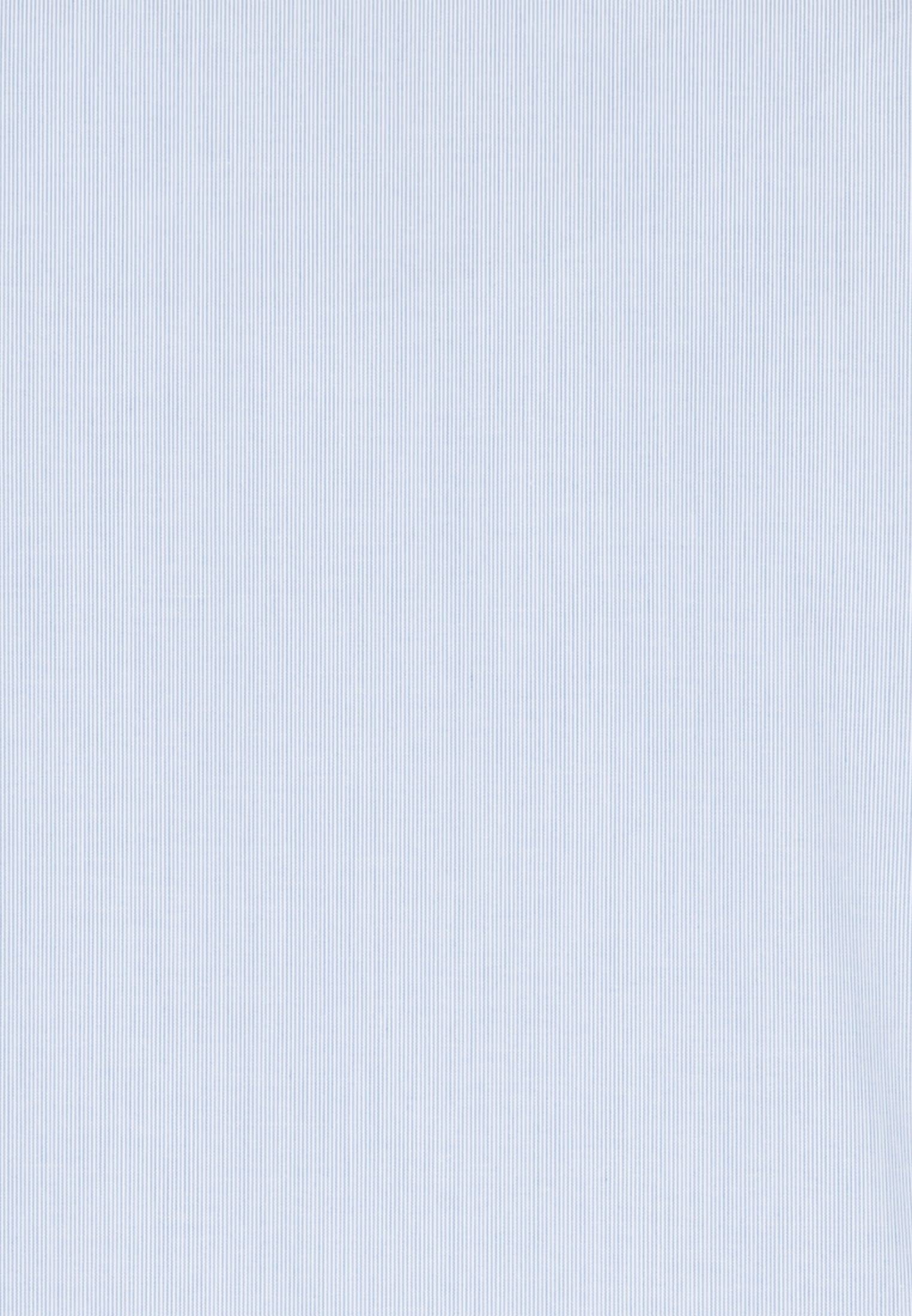 Bügelfreies Popeline Business Hemd in Slim mit Kentkragen in Türkis/Petrol |  Seidensticker Onlineshop