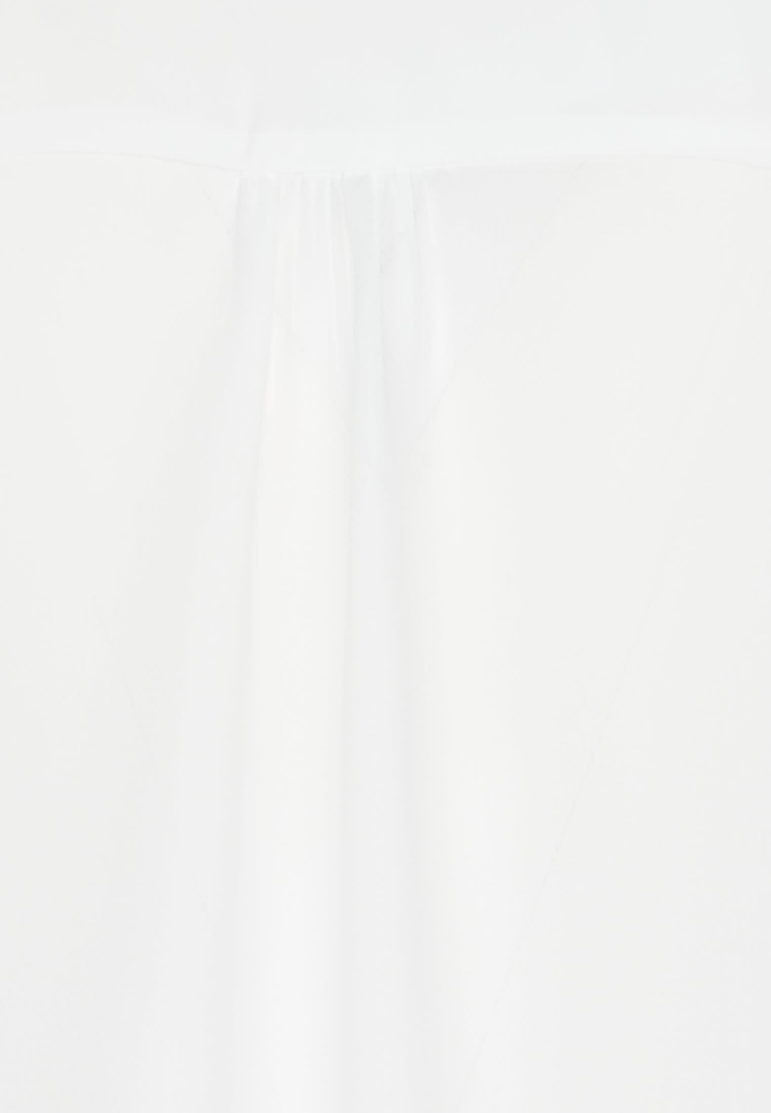 Voile Schlupfbluse aus 100% Viskose in Ecru |  Seidensticker Onlineshop