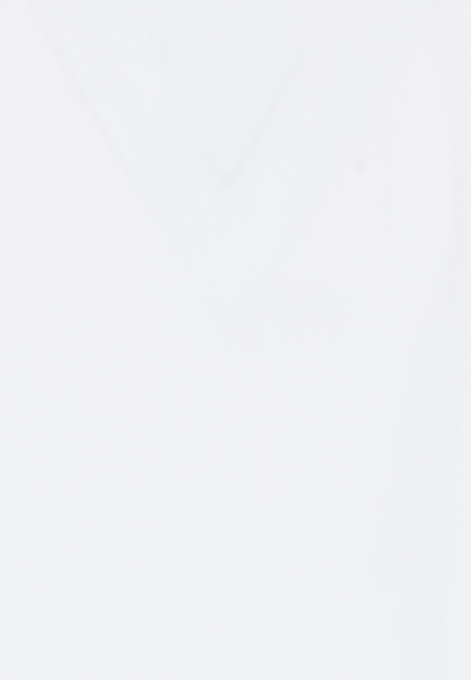 3/4 arm Poplin Stand-Up Blouse made of 81% Cotton 16% Polyamid/Nylon 3% Elastane in optical white |  Seidensticker Onlineshop