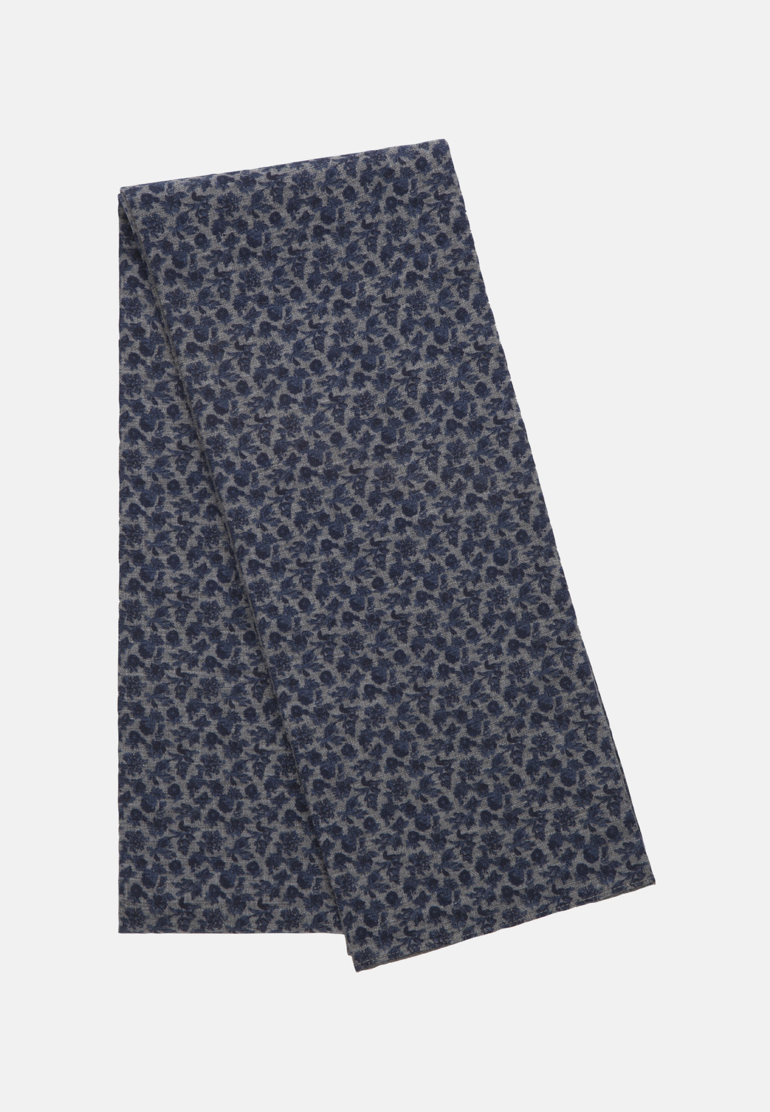 Schal aus 100% Wolle in Grau |  Seidensticker Onlineshop