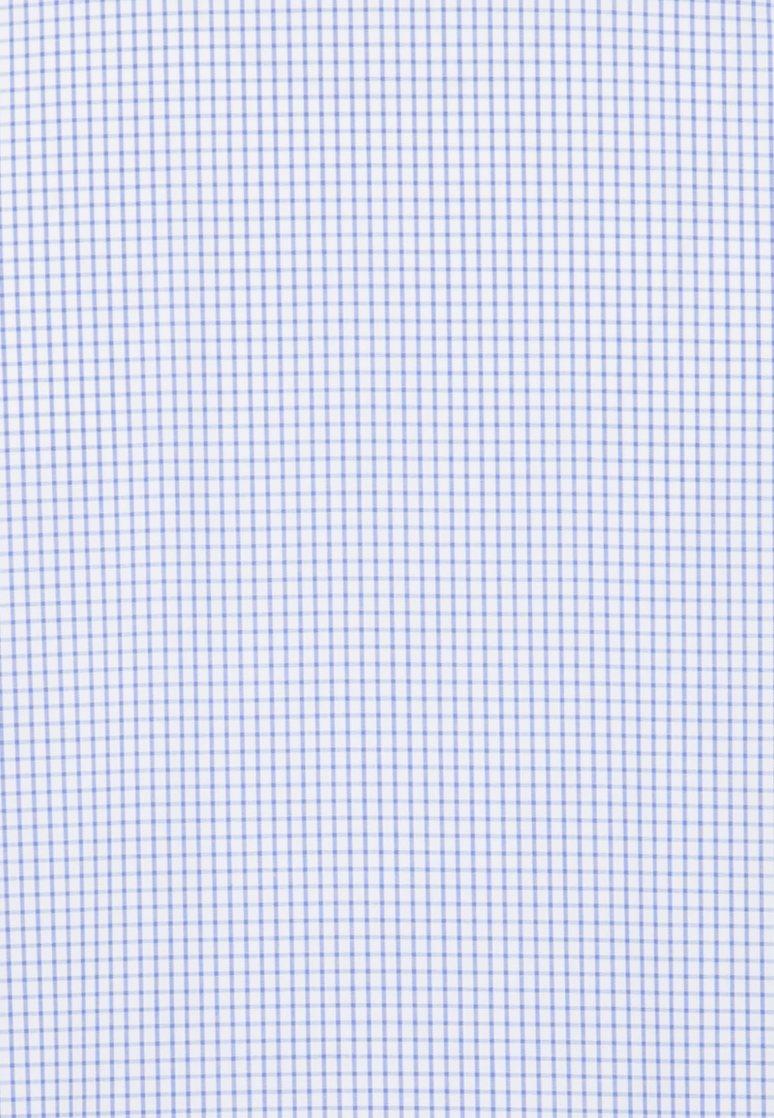 Non-iron Poplin Short sleeve Business Shirt in Regular with Button-Down-Collar in Medium blue |  Seidensticker Onlineshop