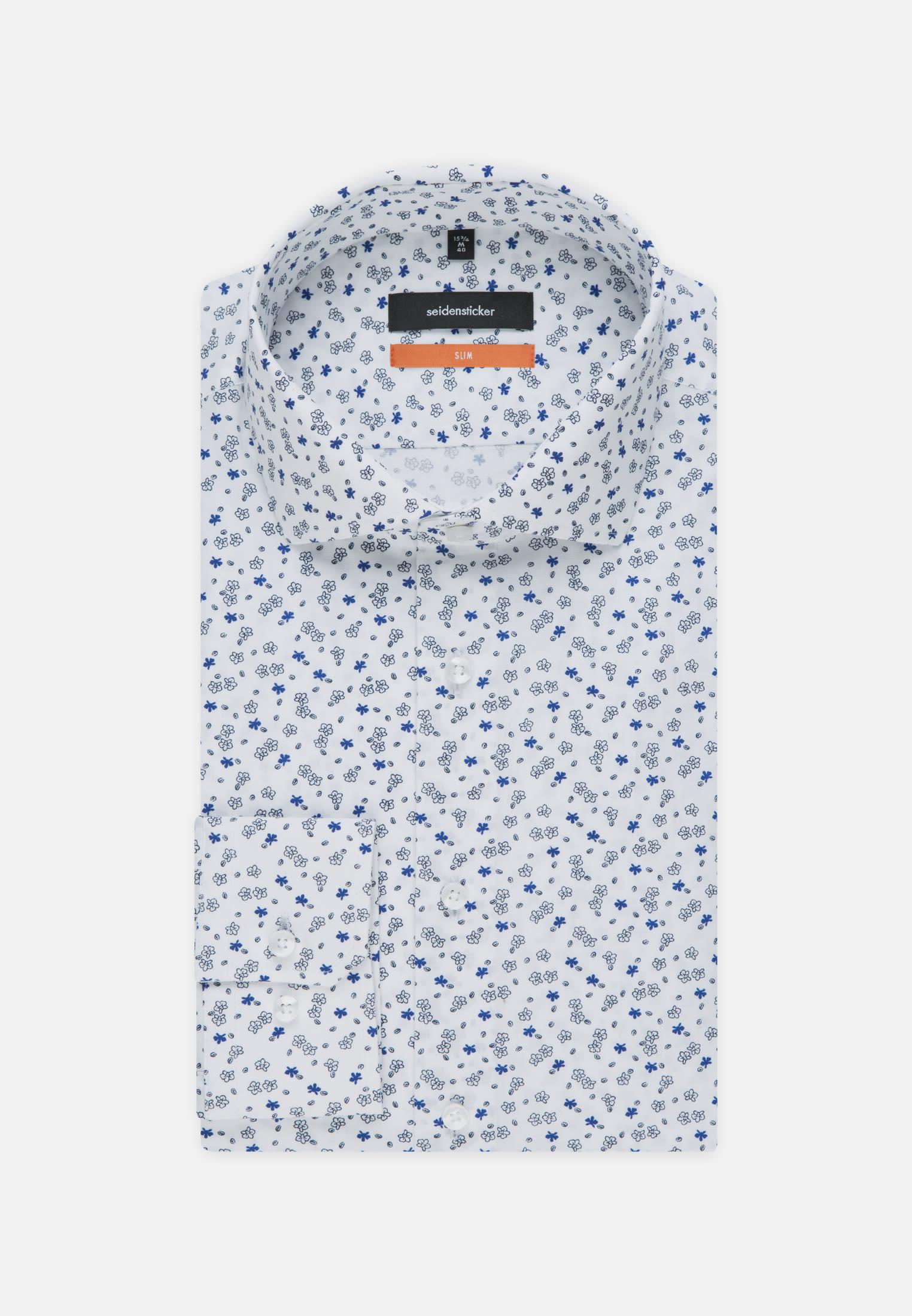 Seidensticker Herren Hemd, Bügelleichtes Popeline Business