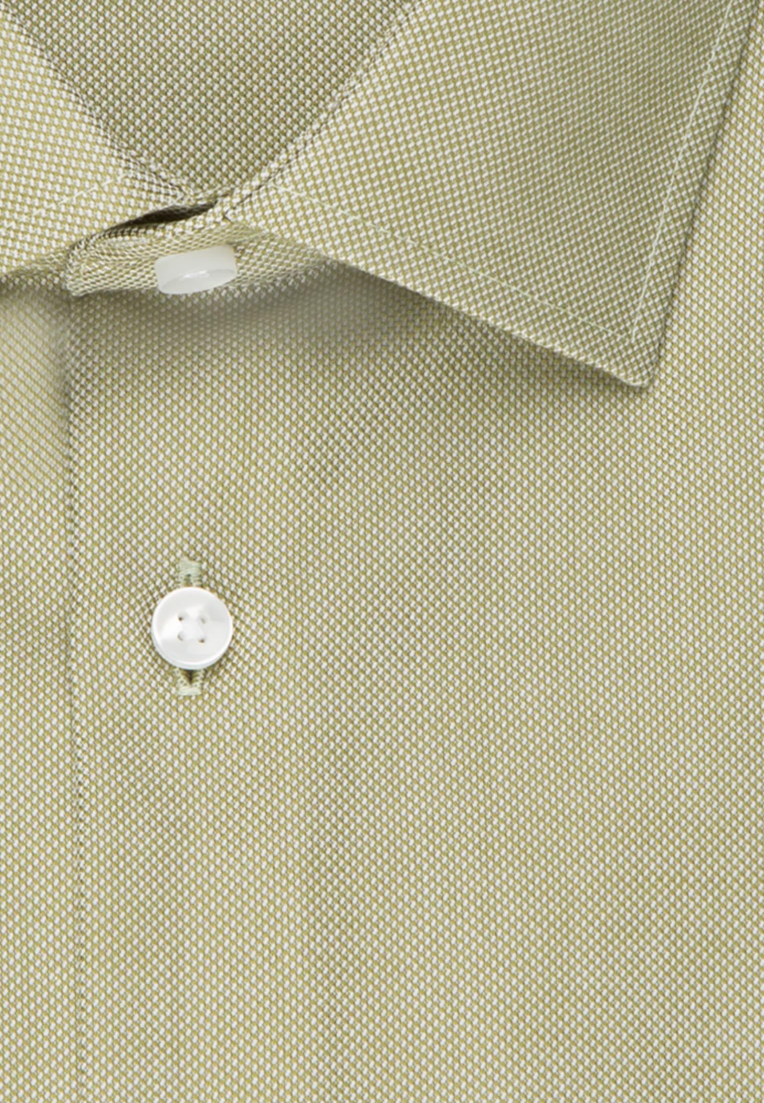 Bügelfreies Struktur Business Hemd in Slim mit Kentkragen in Grün |  Seidensticker Onlineshop