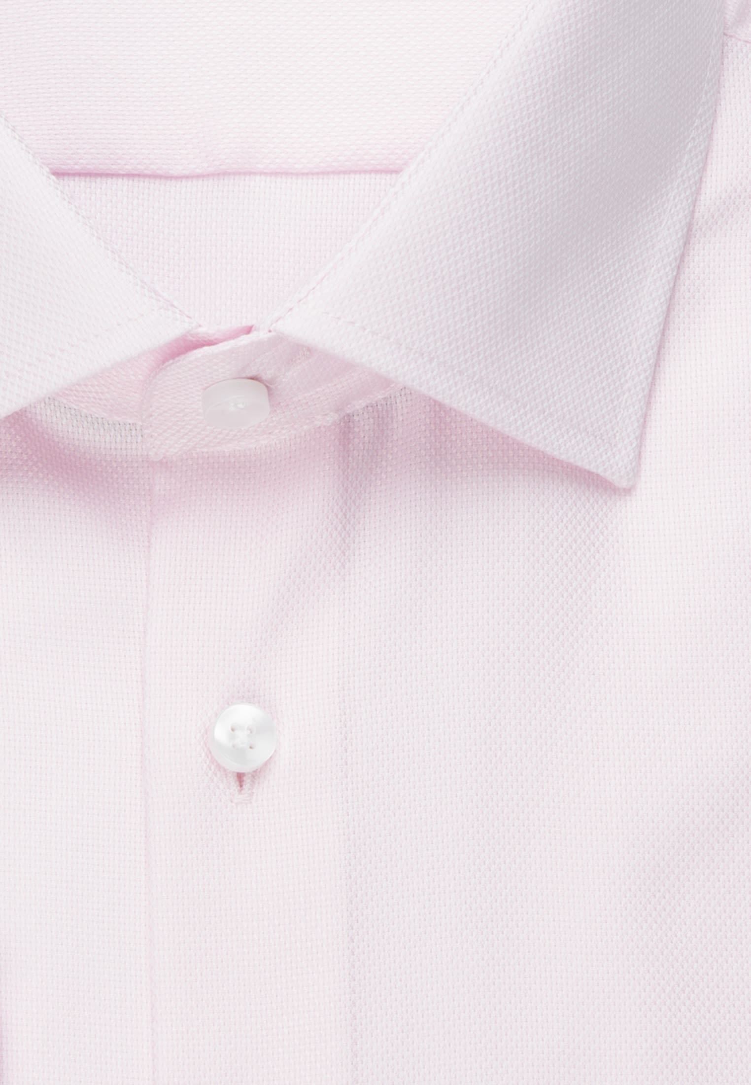 Non-iron Structure Business Shirt in Regular with Kent-Collar in Pink |  Seidensticker Onlineshop