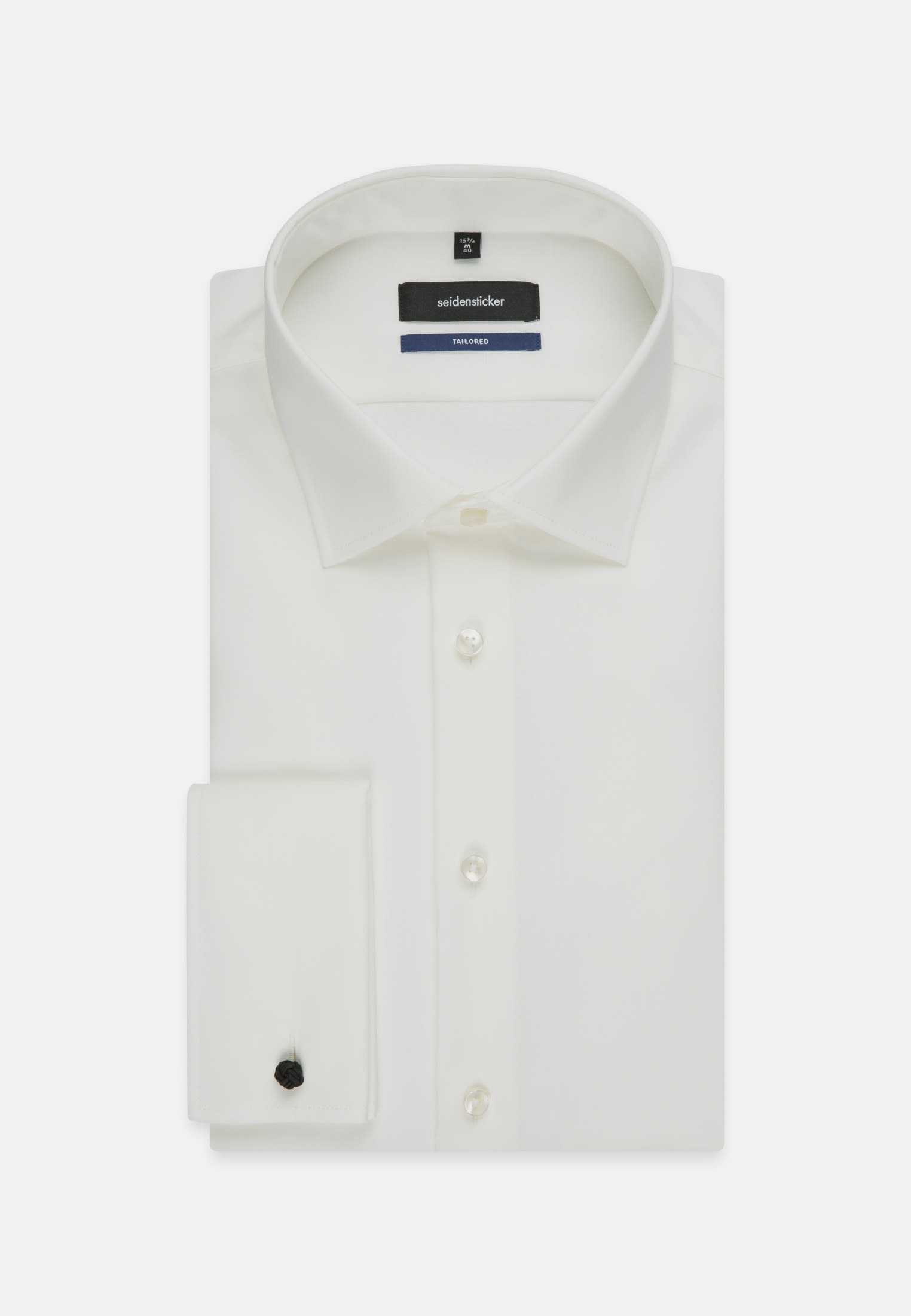 Non-iron Poplin Business Shirt in Shaped with Kent-Collar in Braun |  Seidensticker Onlineshop