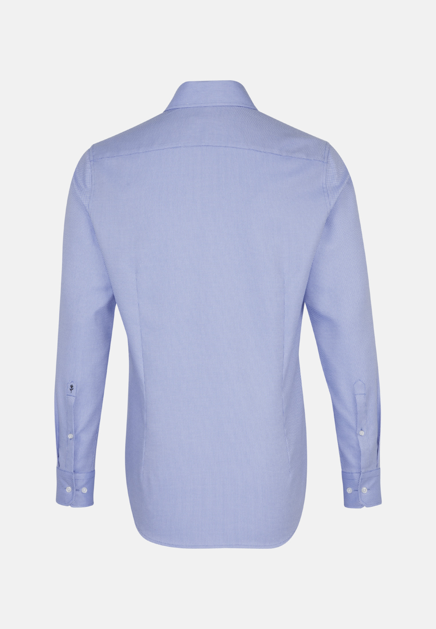 Easy-iron Structure Business Shirt in X-Slim with Kent-Collar in blau |  Seidensticker Onlineshop
