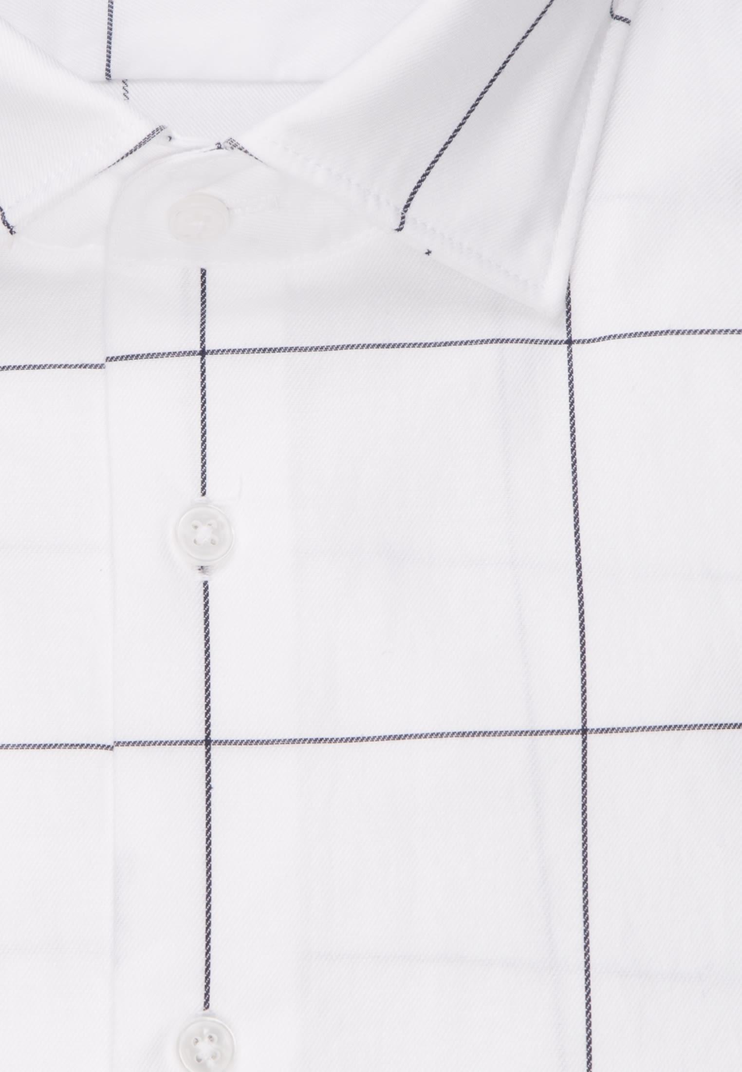 Easy-iron Twill Business Shirt in Slim with Kent-Collar in Light blue |  Seidensticker Onlineshop