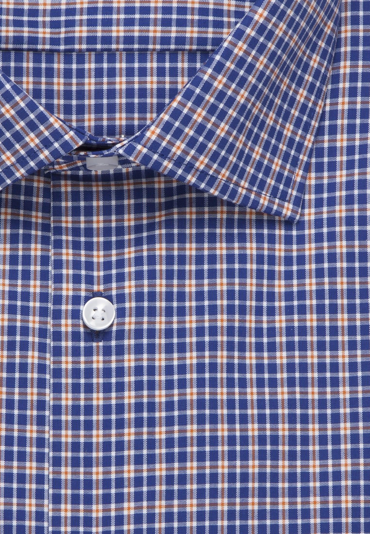 Bügelfreies Popeline Business Hemd in Slim mit Kentkragen in Orange |  Seidensticker Onlineshop