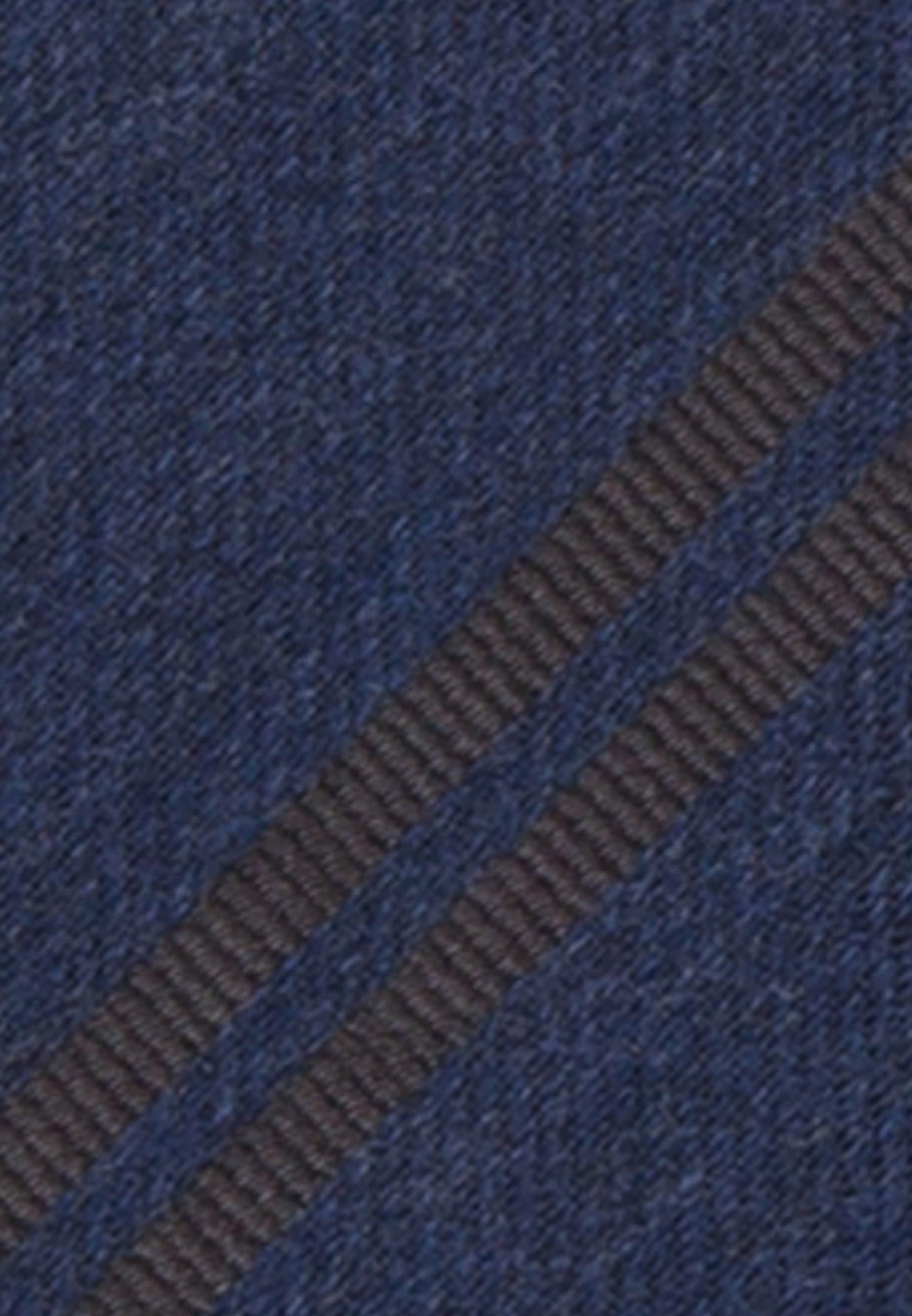 Tie made of Silk Blend 7 cm wide in Dark blue |  Seidensticker Onlineshop