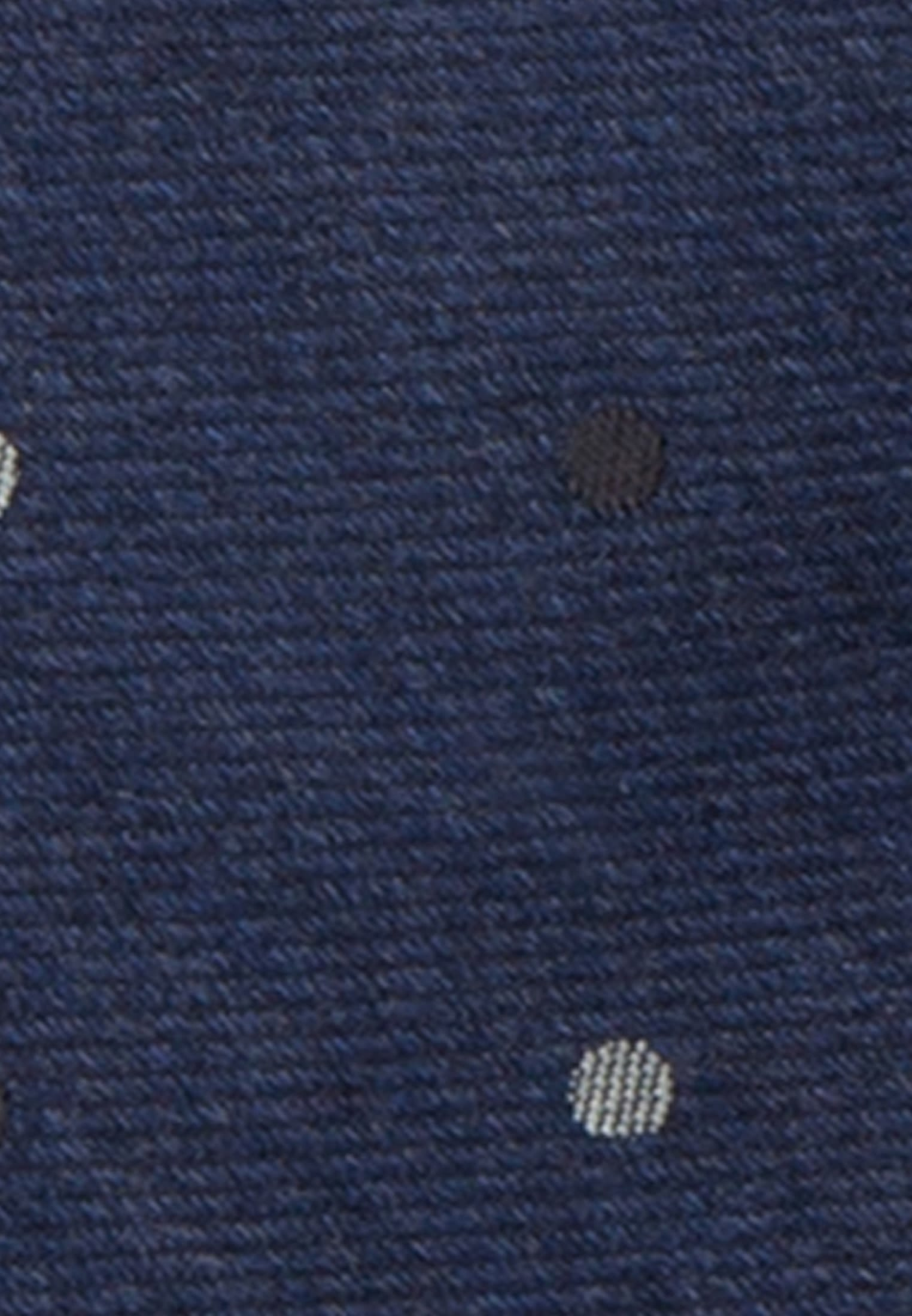 Tie made of Silk Blend 7 cm wide in Dark blue |  Seidensticker Onlineshop