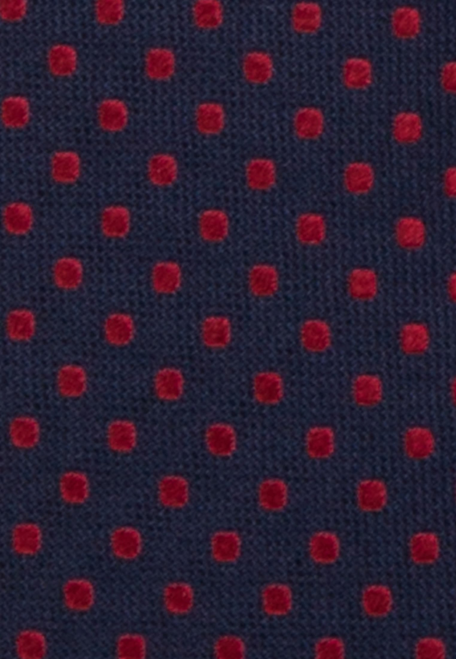 Tie made of 100% Silk 7 cm wide in navy |  Seidensticker Onlineshop