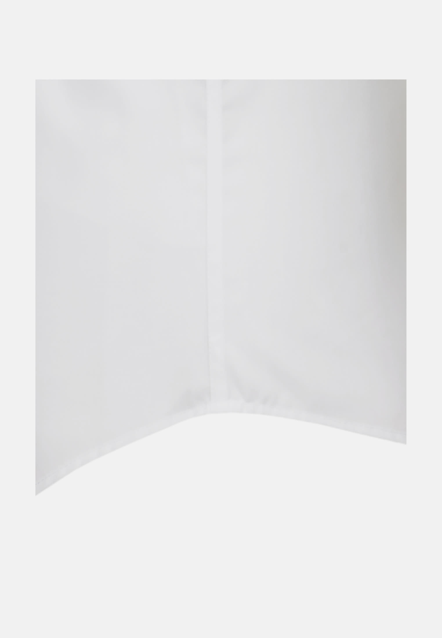Non-iron Poplin Short arm Business Shirt in Slim with Kent-Collar in White |  Seidensticker Onlineshop