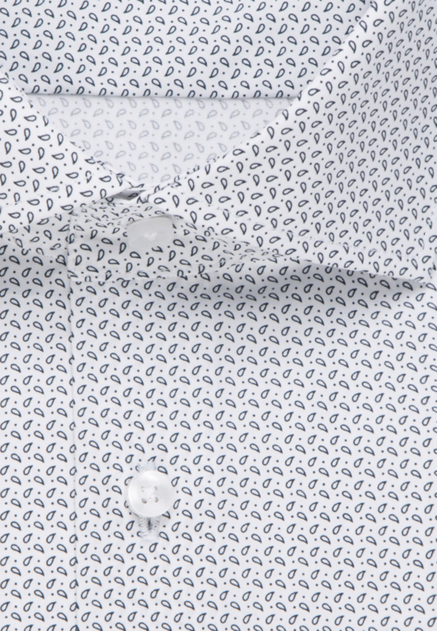 Easy-iron Poplin Business Shirt in X-Slim with Kent-Collar in White |  Seidensticker Onlineshop