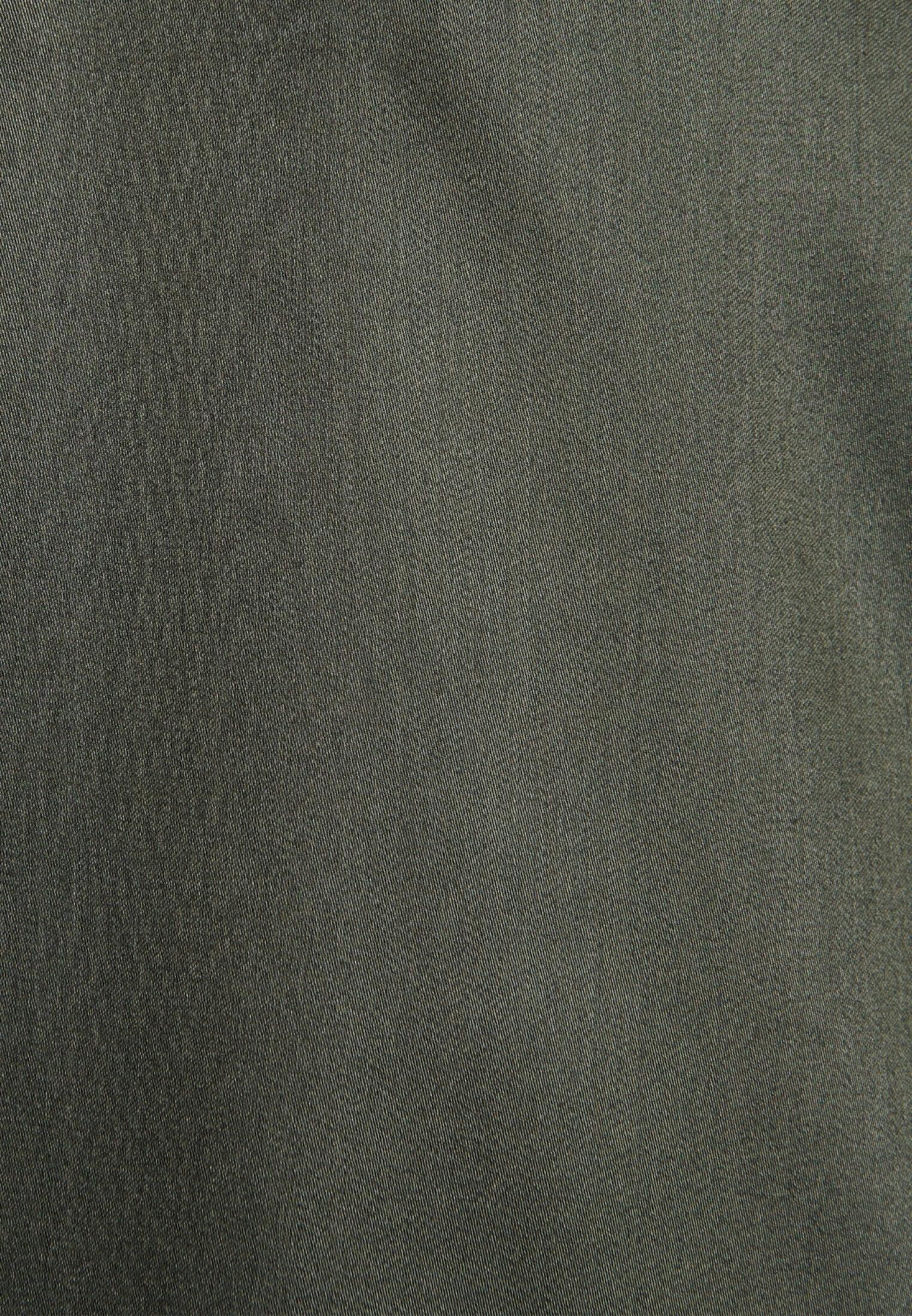 Satin Schlupfbluse aus 100% Viskose in Grün |  Seidensticker Onlineshop