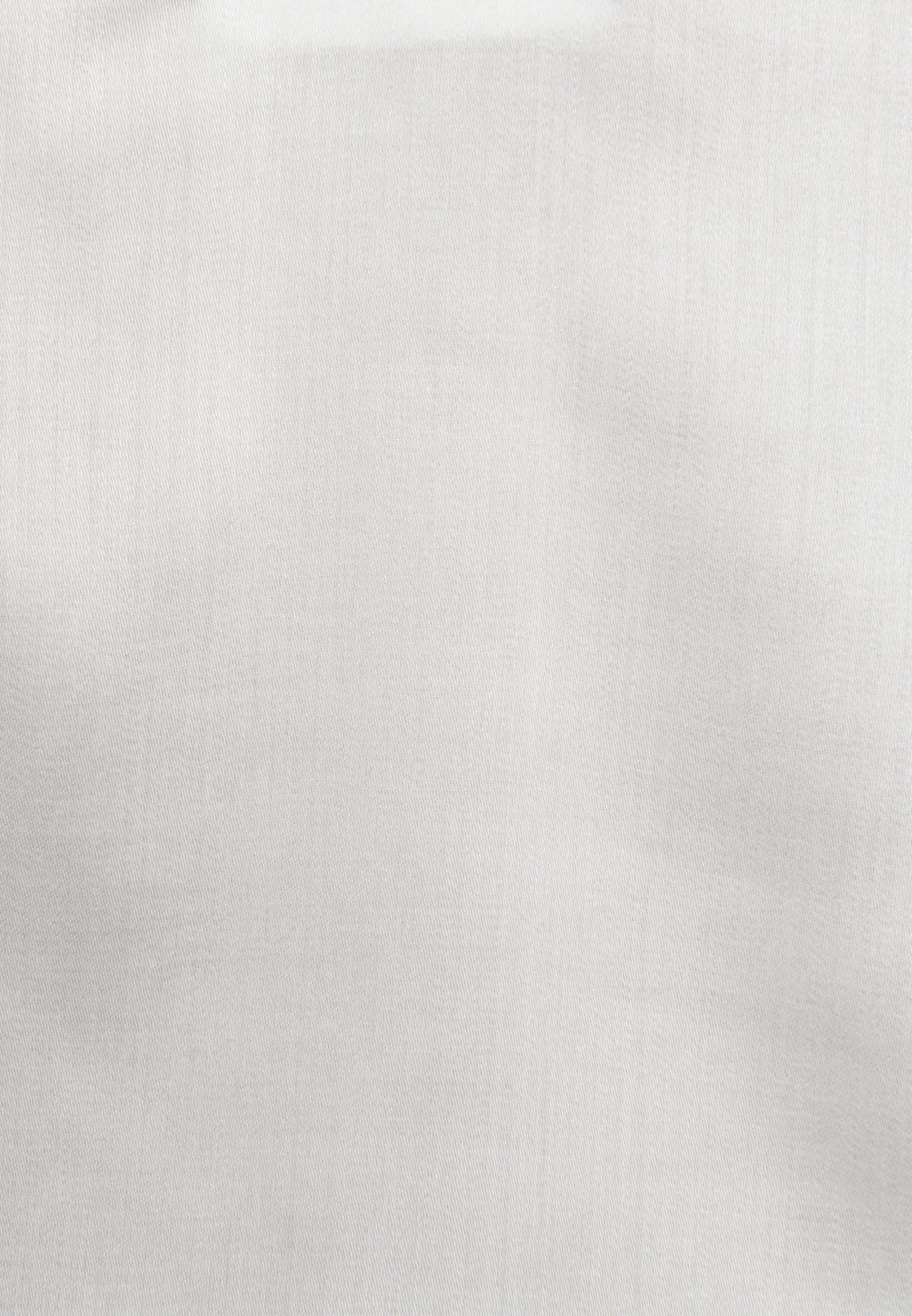 Satin Schlupfbluse aus 100% Viskose in Ecru |  Seidensticker Onlineshop