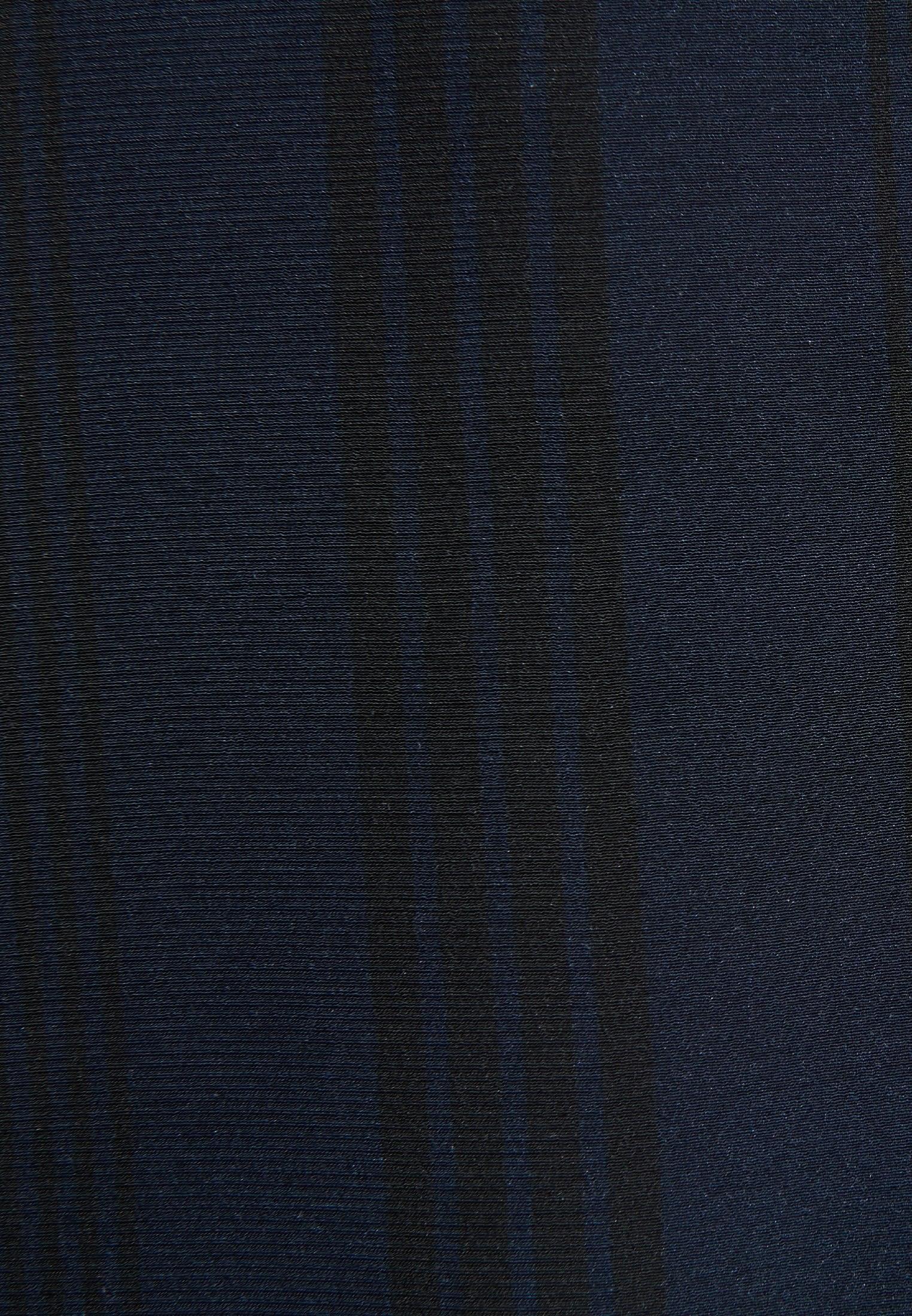Krepp Hemdbluse aus 100% Viskose in Dunkelblau |  Seidensticker Onlineshop