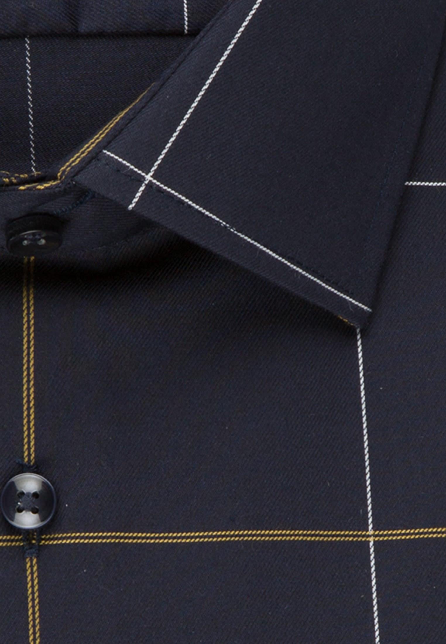 Non-iron Twill Business Shirt in Slim with Kent-Collar in Yellow |  Seidensticker Onlineshop