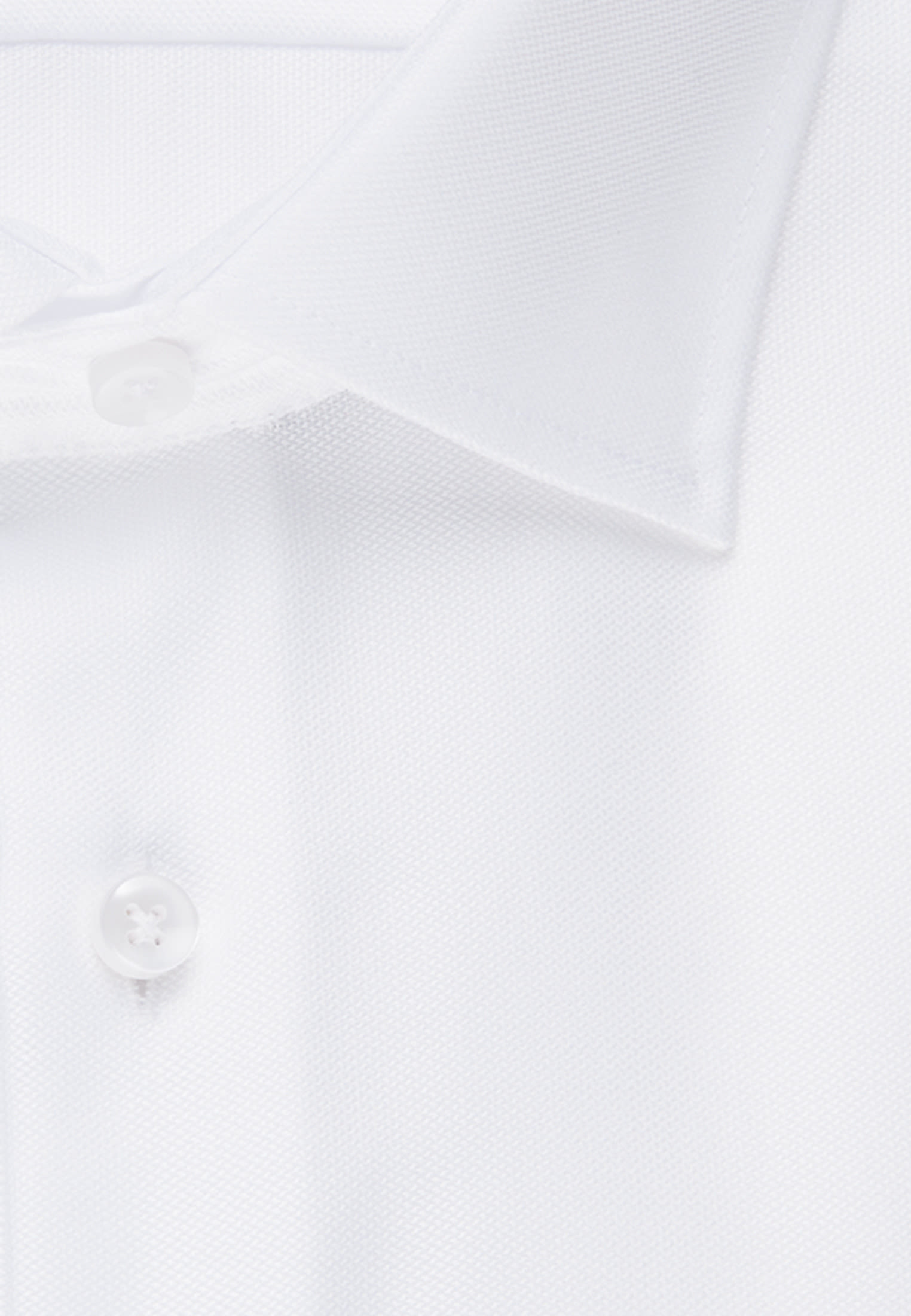 Non-iron Structure Business Shirt in Regular with Kent-Collar in White |  Seidensticker Onlineshop