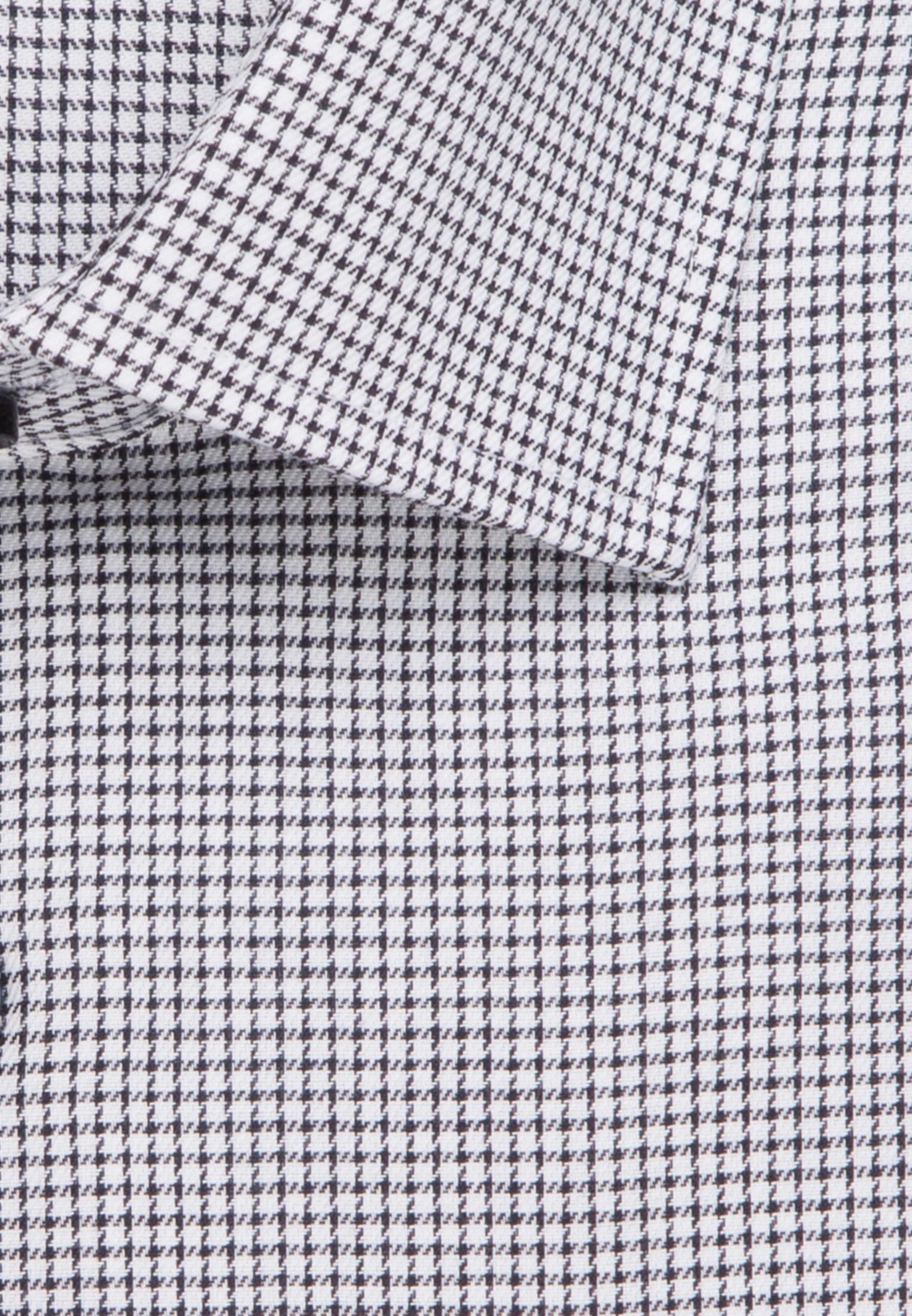Non-iron Twill Business Shirt in Comfort with Kent-Collar in dunkelblau |  Seidensticker Onlineshop